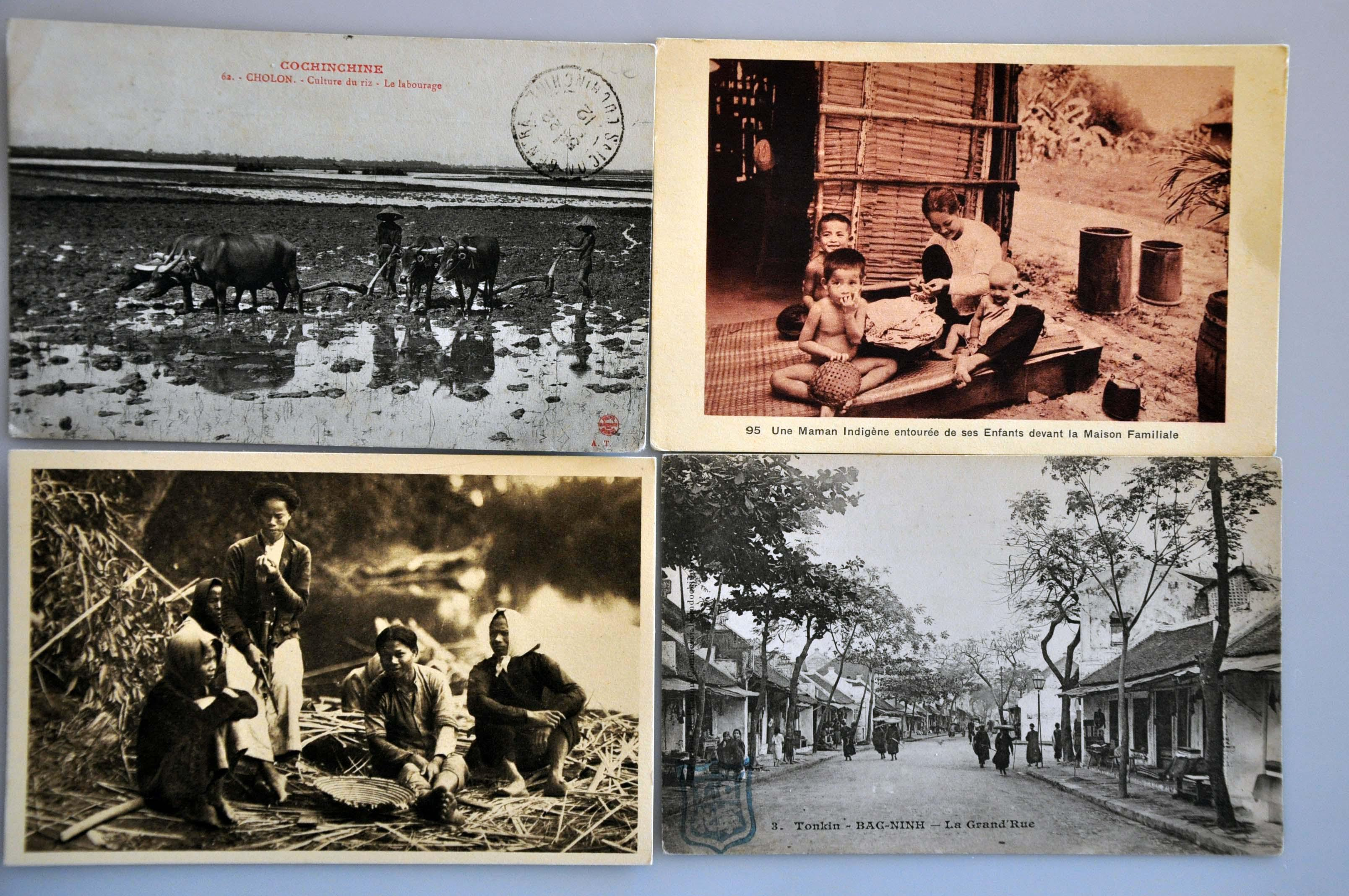 Lot 1808 - France and Former Territories Frans Indochina -  Corinphila veilingen Auction 234: Coins and picture postcard auction