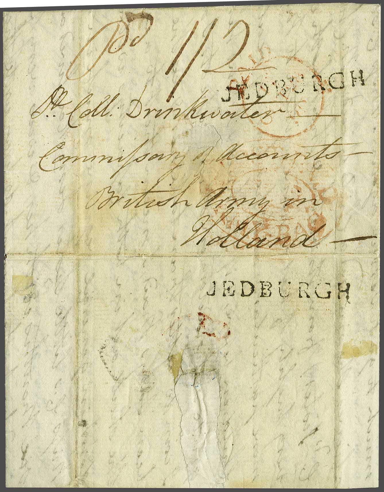Lot 170 - Netherlands and Former Territories Netherlands -  Corinphila veilingen Auction 233: General sale