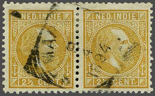 Lot 10 - Netherlands and Former Territories dutch east indies -  Corinphila veilingen Auction 236: Netherlands Colonies - The J.F. de Beaufort collection