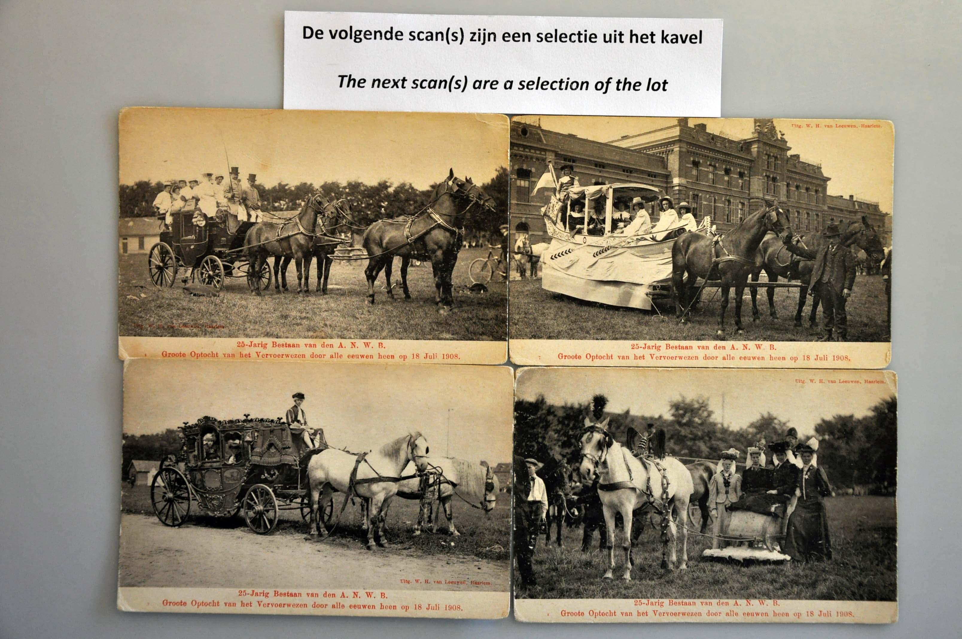 Lot 1841 - Netherlands and Former Territories NL Noord-Holland -  Corinphila veilingen Auction 234: Coins and picture postcard auction