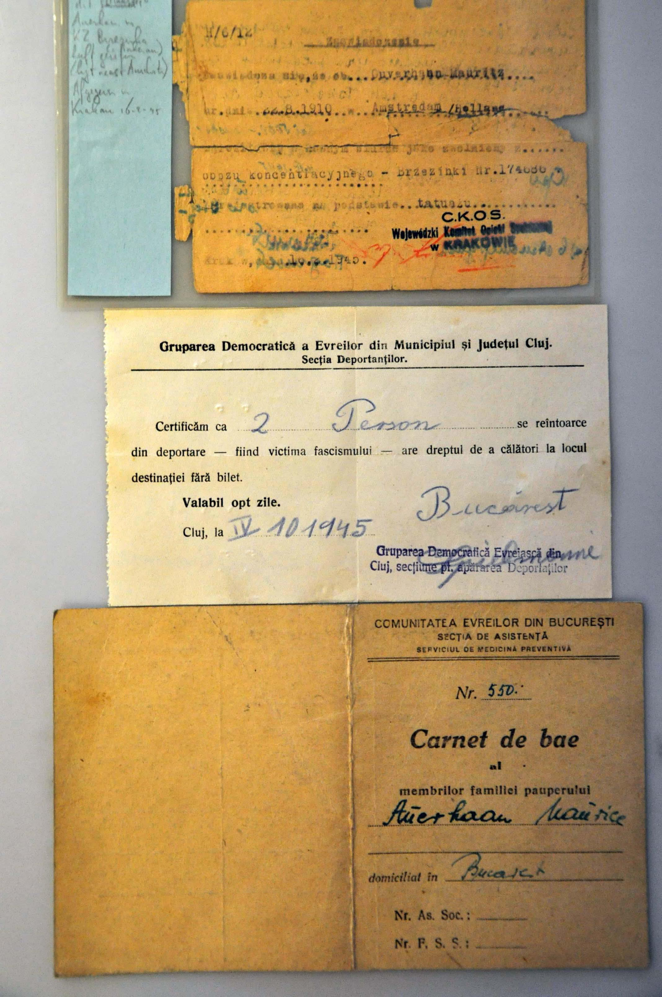 Lot 1011 - Topics and Miscellaneous world war II -  Corinphila veilingen Auction 235: Postal History WW2 - The Stefan Drukker Collection
