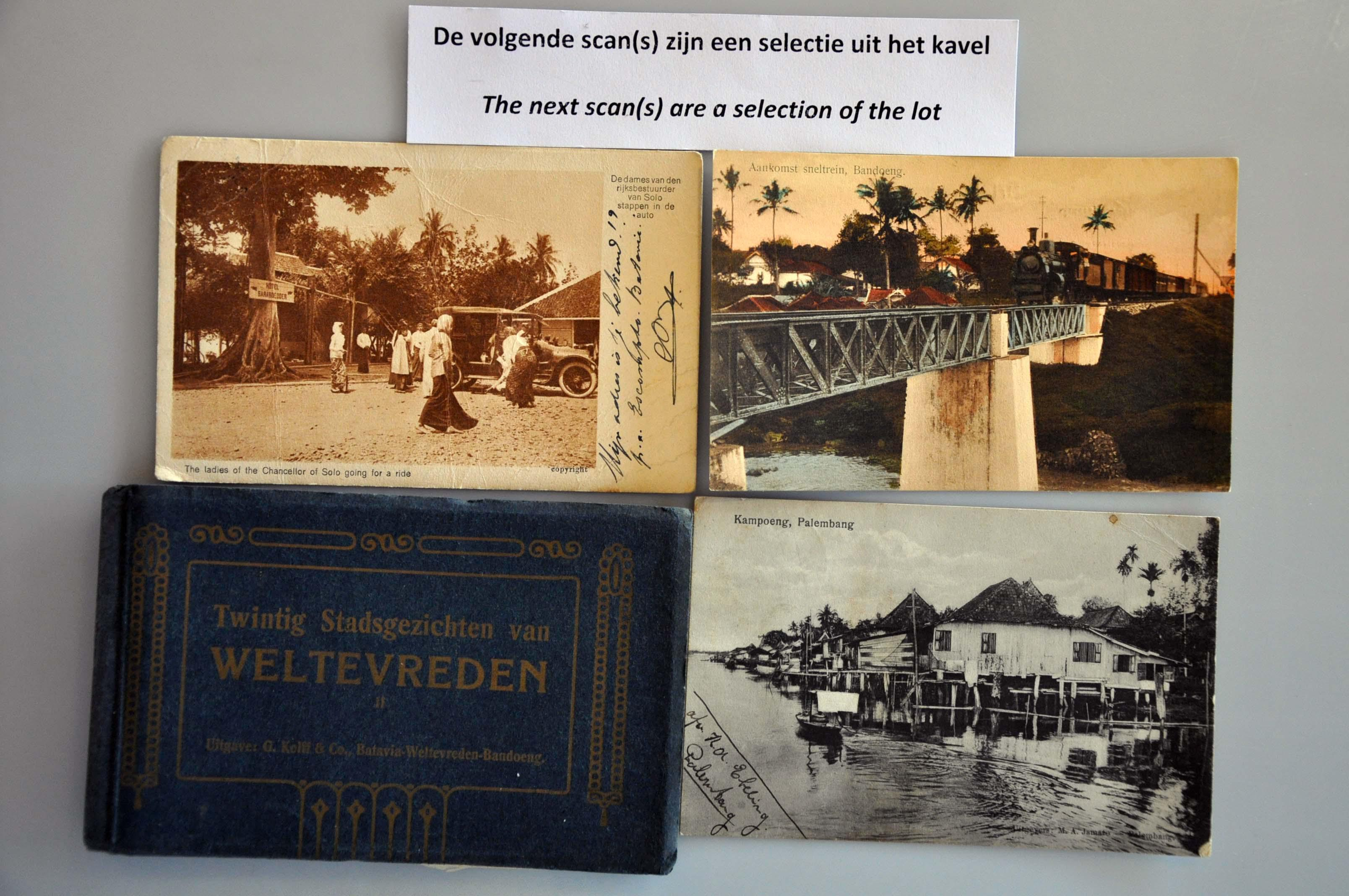 Lot 1822 - Netherlands and Former Territories dutch east indies -  Corinphila veilingen Auction 234: Coins and picture postcard auction