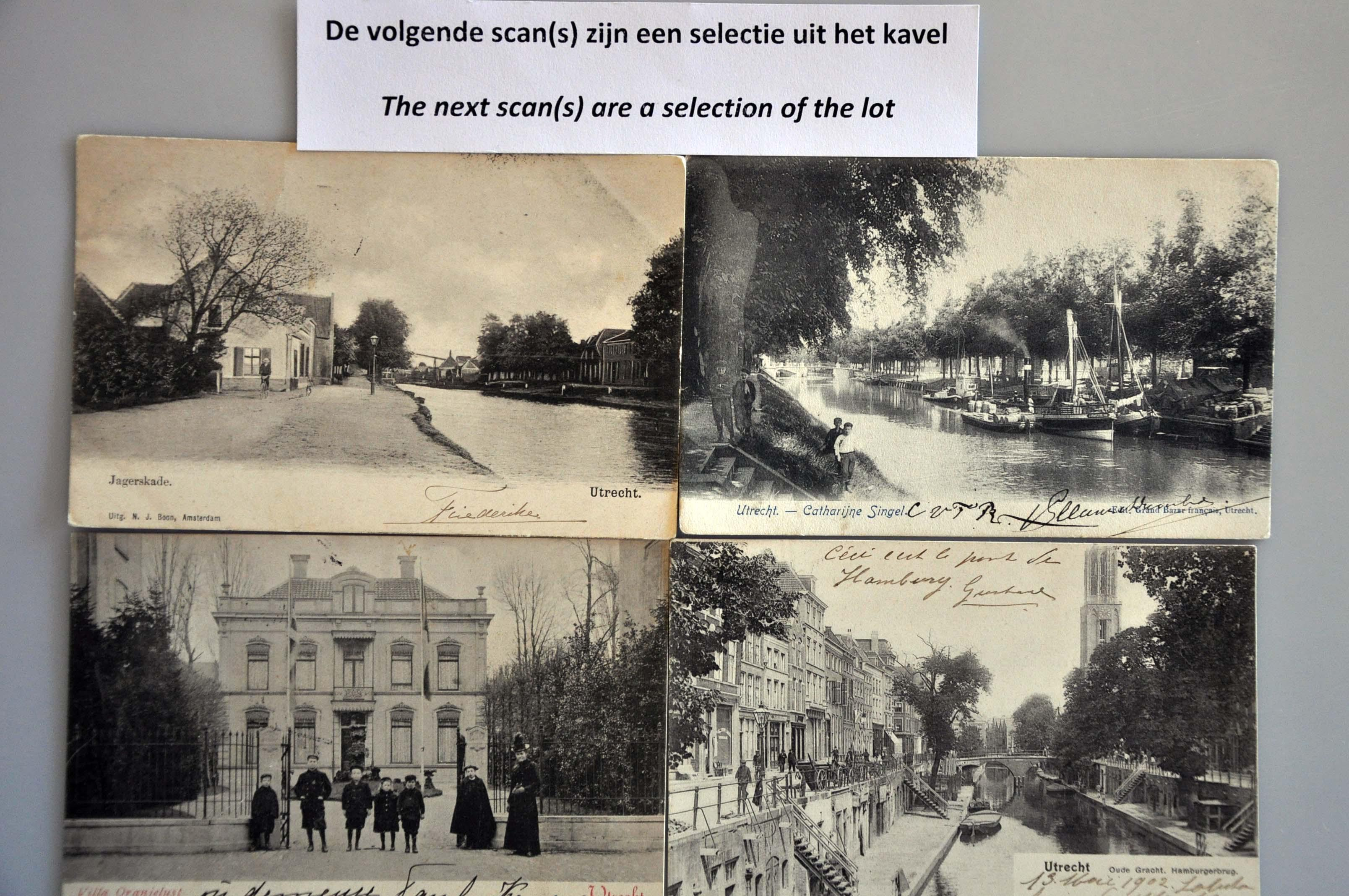 Lot 1813 - Netherlands and Former Territories NL Utrecht -  Corinphila veilingen Auction 234: Coins and picture postcard auction