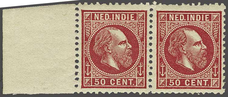 Lot 20 - Netherlands and Former Territories dutch east indies -  Corinphila veilingen Auction 236: Netherlands Colonies - The J.F. de Beaufort collection