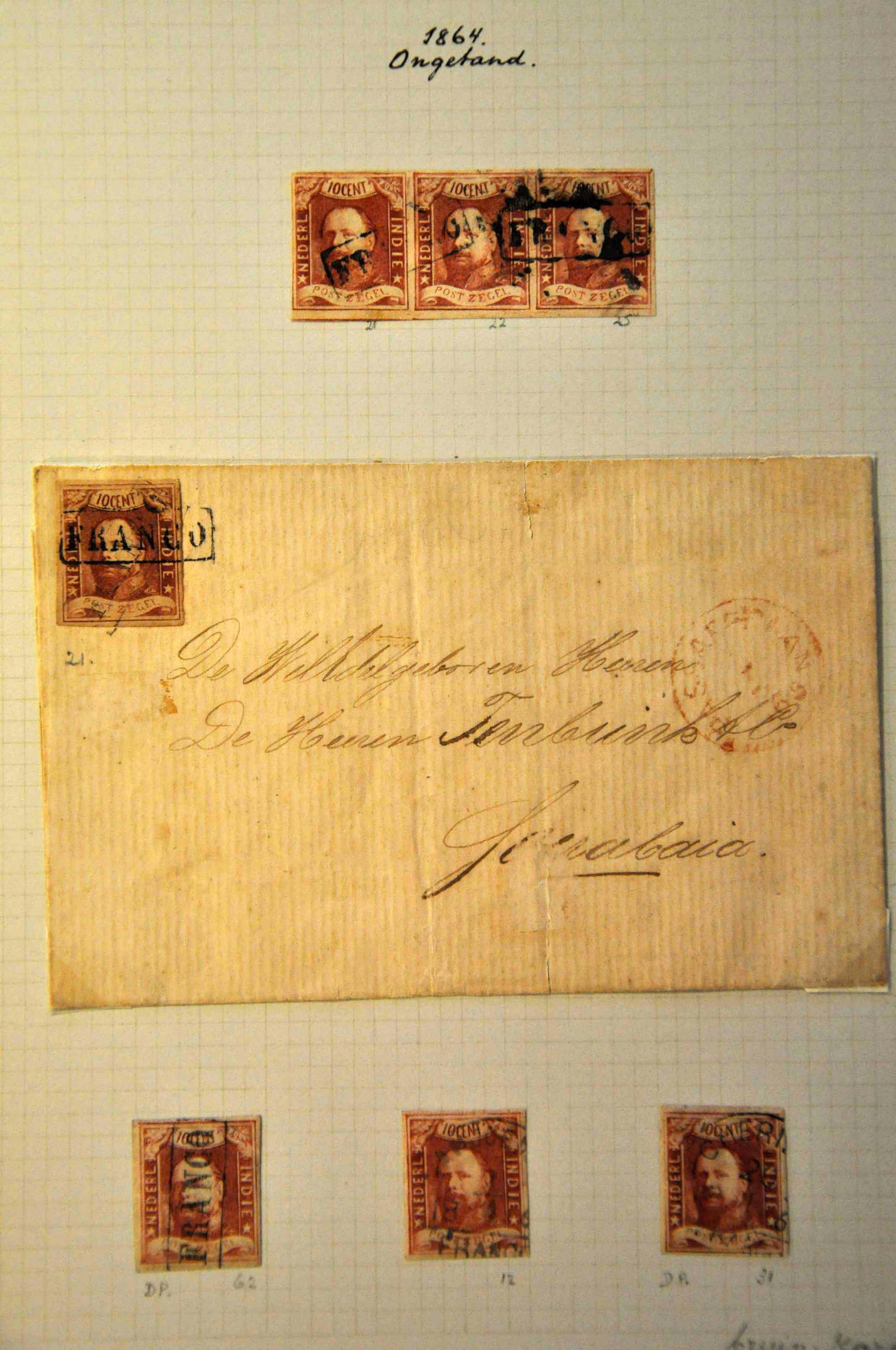 Lot 6 - Netherlands and Former Territories dutch east indies -  Corinphila veilingen Auction 236: Netherlands Colonies - The J.F. de Beaufort collection