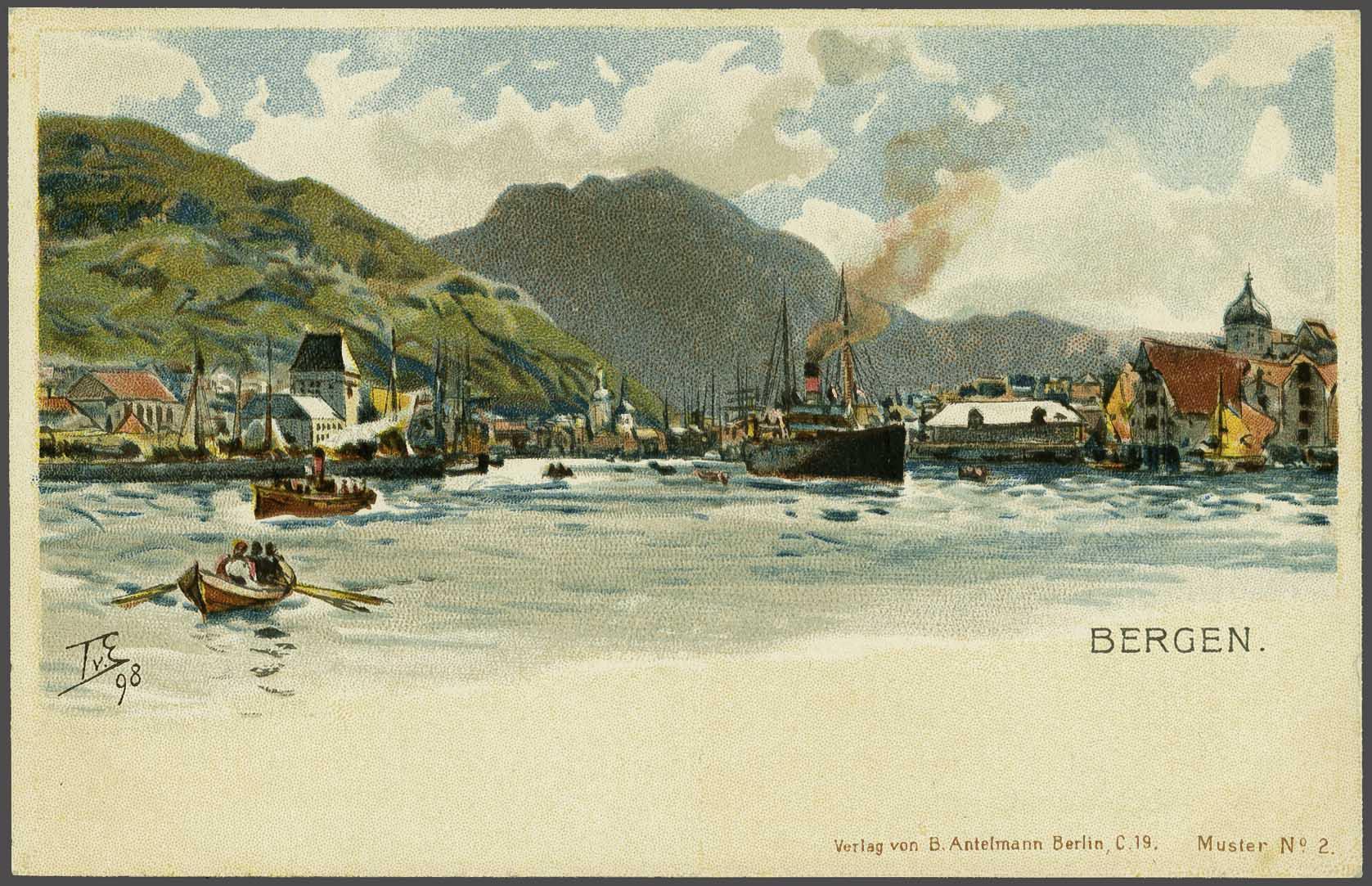 Lot 1868 - scandinavia Norway -  Corinphila veilingen Auction 234: Coins and picture postcard auction