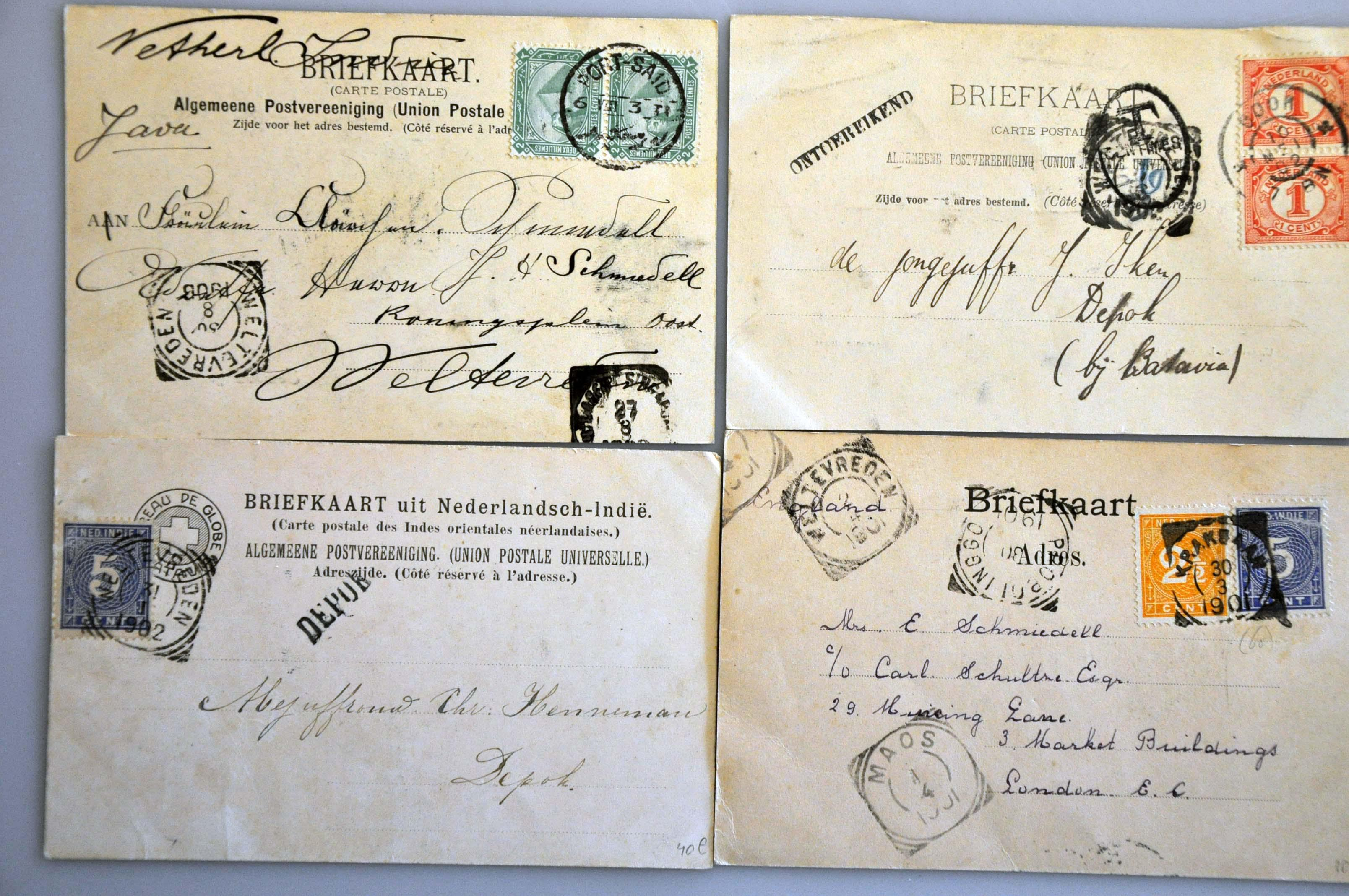 Lot 1805 - Netherlands and Former Territories dutch east indies -  Corinphila veilingen Auction 234: Coins and picture postcard auction