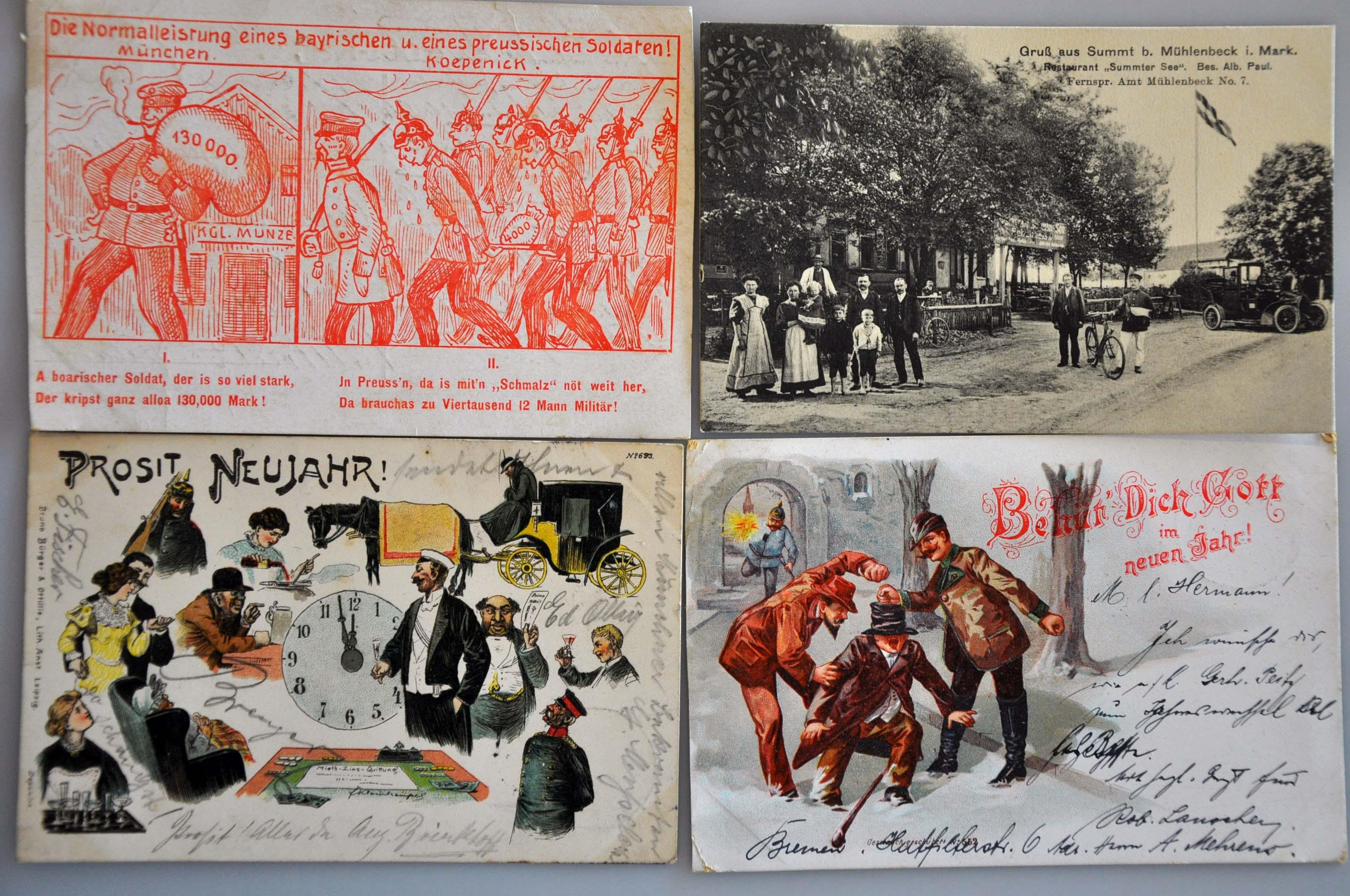 Lot 1807 - Germany and Former Territories German Empire -  Corinphila veilingen Auction 234: Coins and picture postcard auction