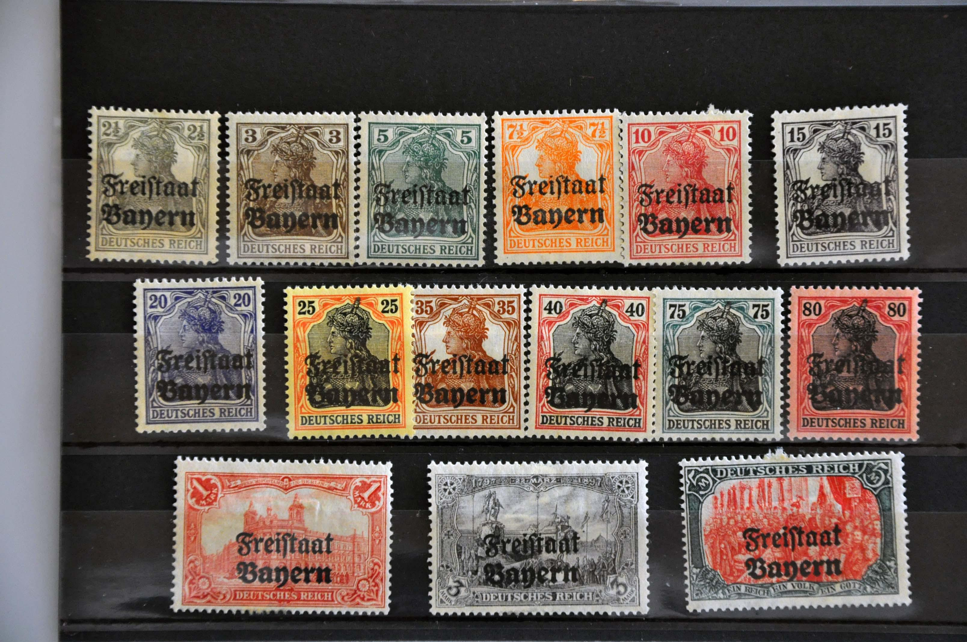 Lot 3738 - Germany and Former Territories german states -  Corinphila veilingen Auction 233: General sale