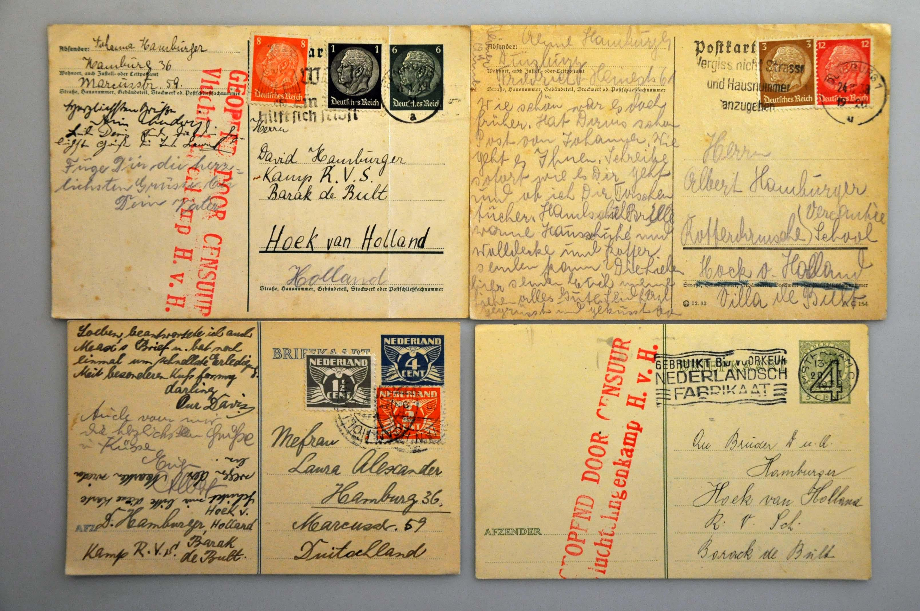 Lot 1006 - Topics and Miscellaneous world war ii -  Corinphila veilingen Auction 235: Postal History WW2 - The Stefan Drukker Collection