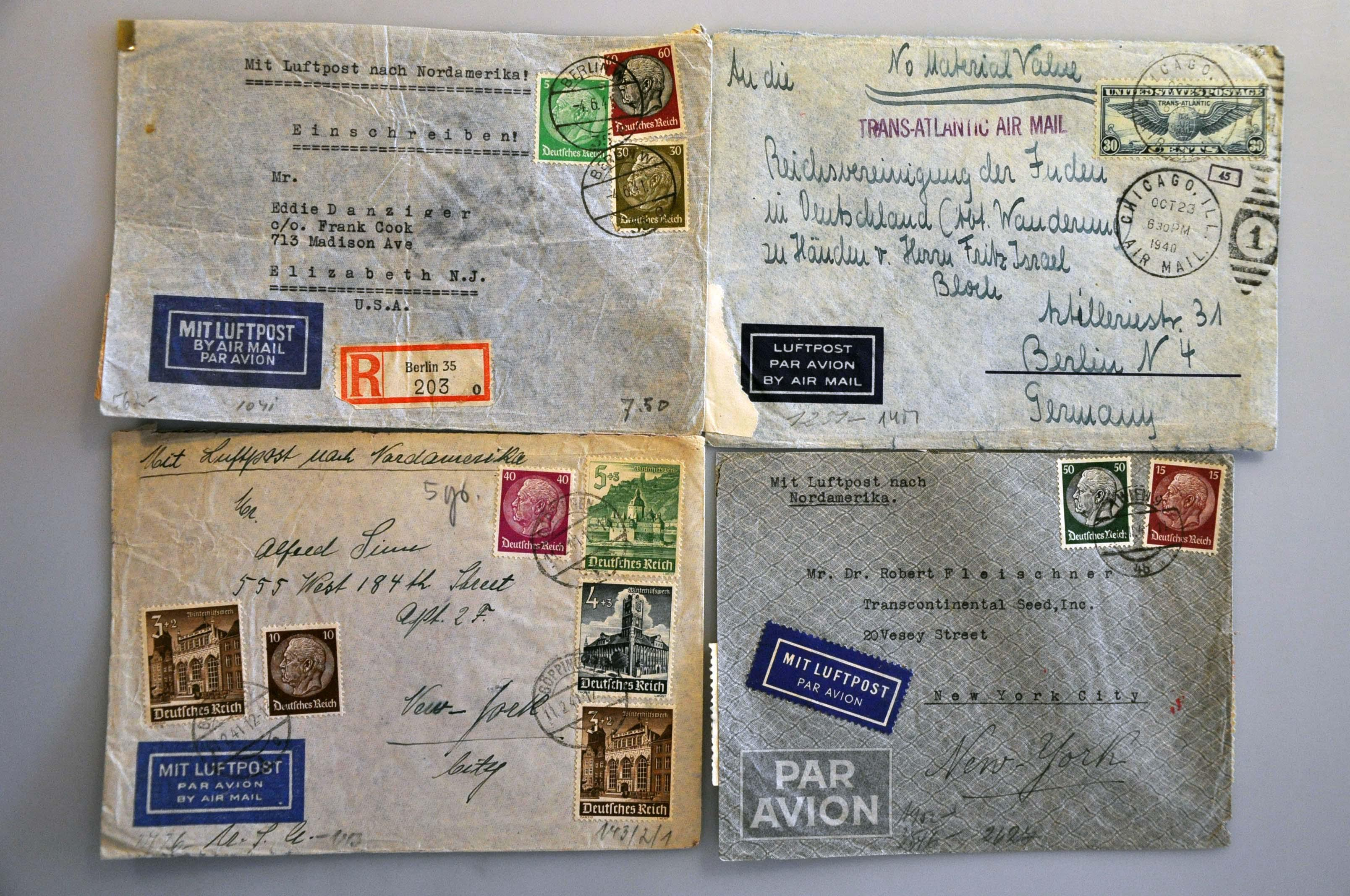 Lot 1001 - Topics and Miscellaneous world war II -  Corinphila veilingen Auction 235: Postal History WW2 - The Stefan Drukker Collection