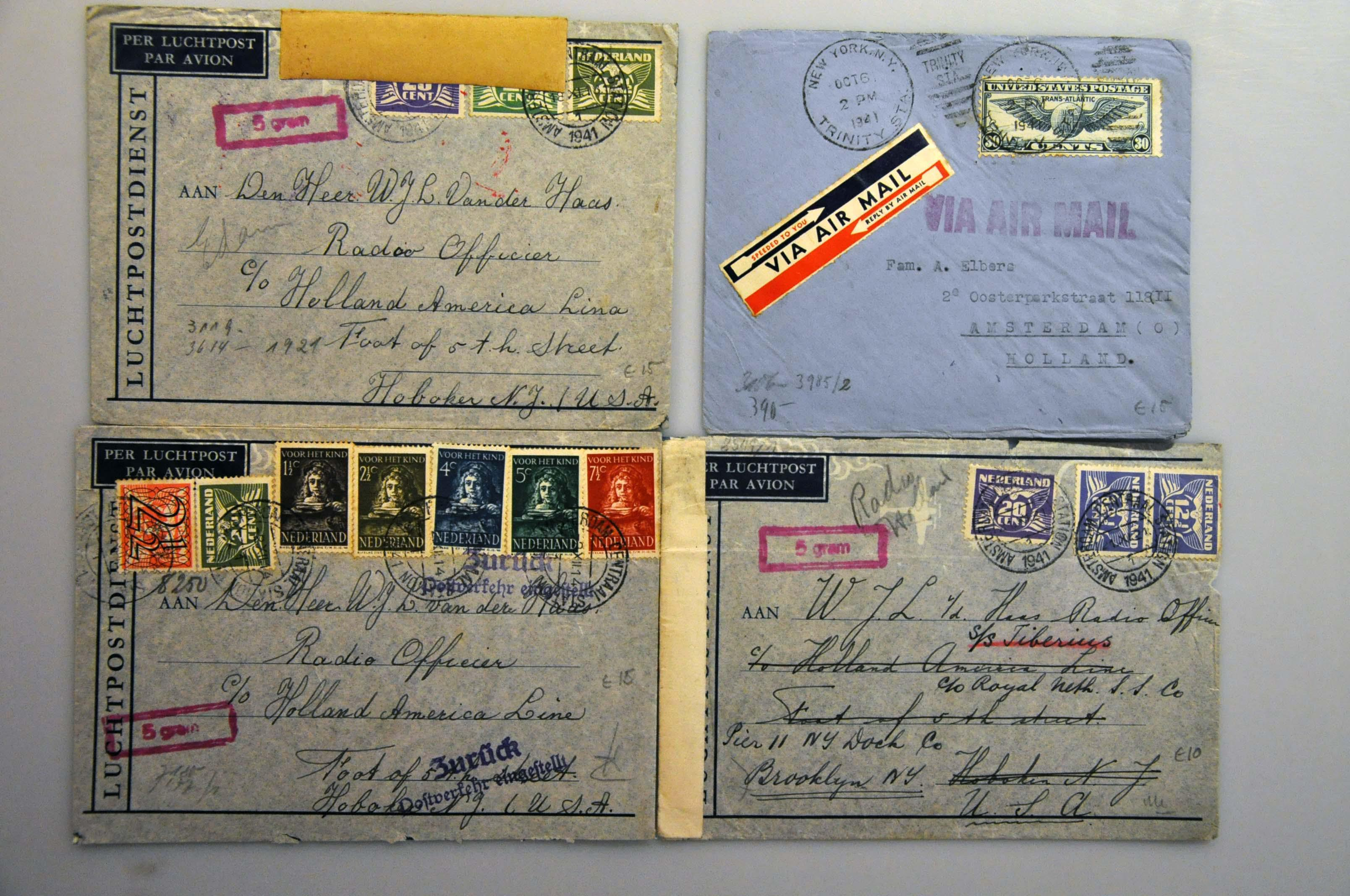 Lot 1010 - Topics and Miscellaneous world war ii -  Corinphila veilingen Auction 235: Postal History WW2 - The Stefan Drukker Collection