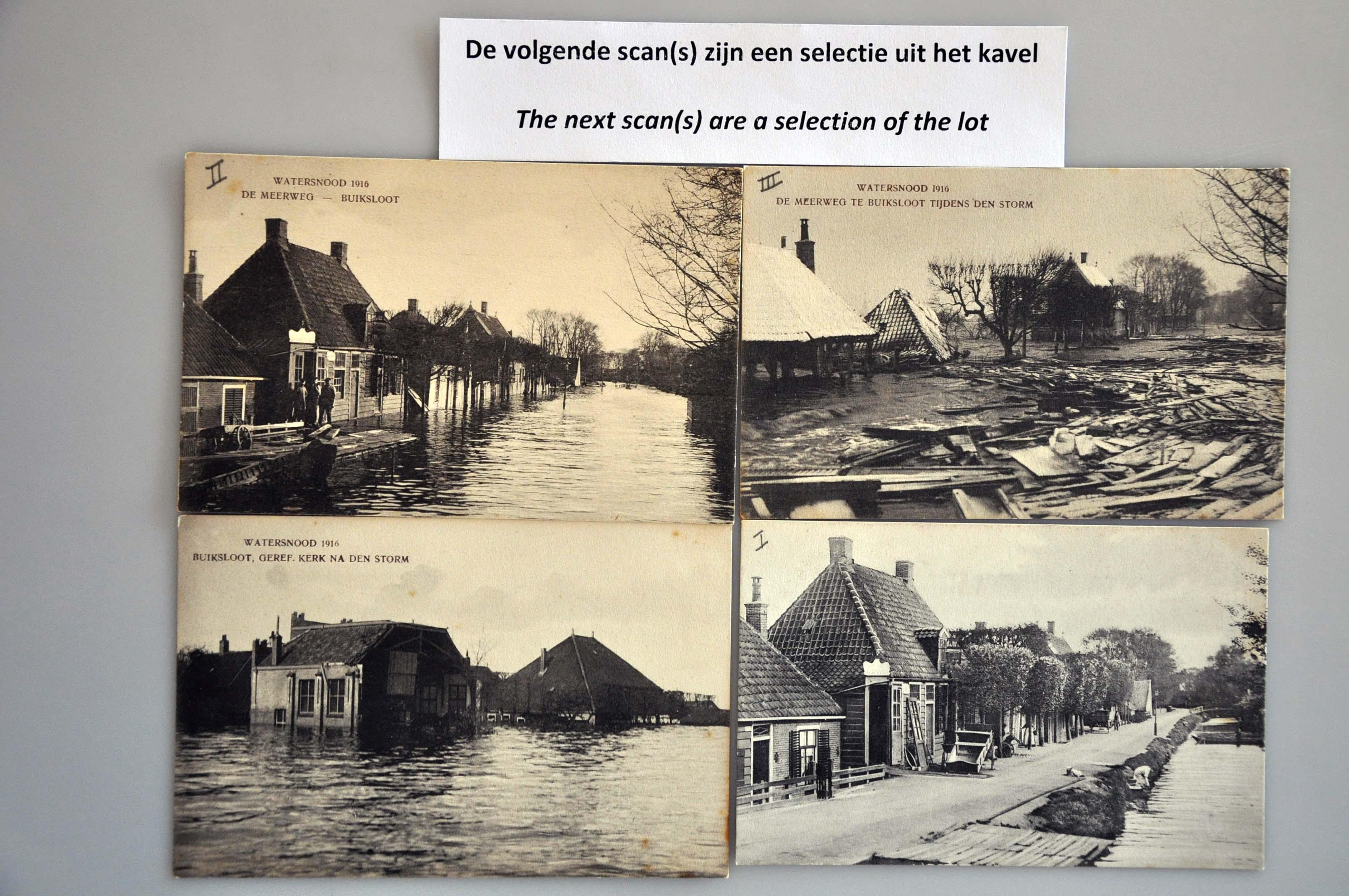 Lot 1814 - Netherlands and Former Territories NL Noord-Holland -  Corinphila veilingen Auction 234: Coins and picture postcard auction