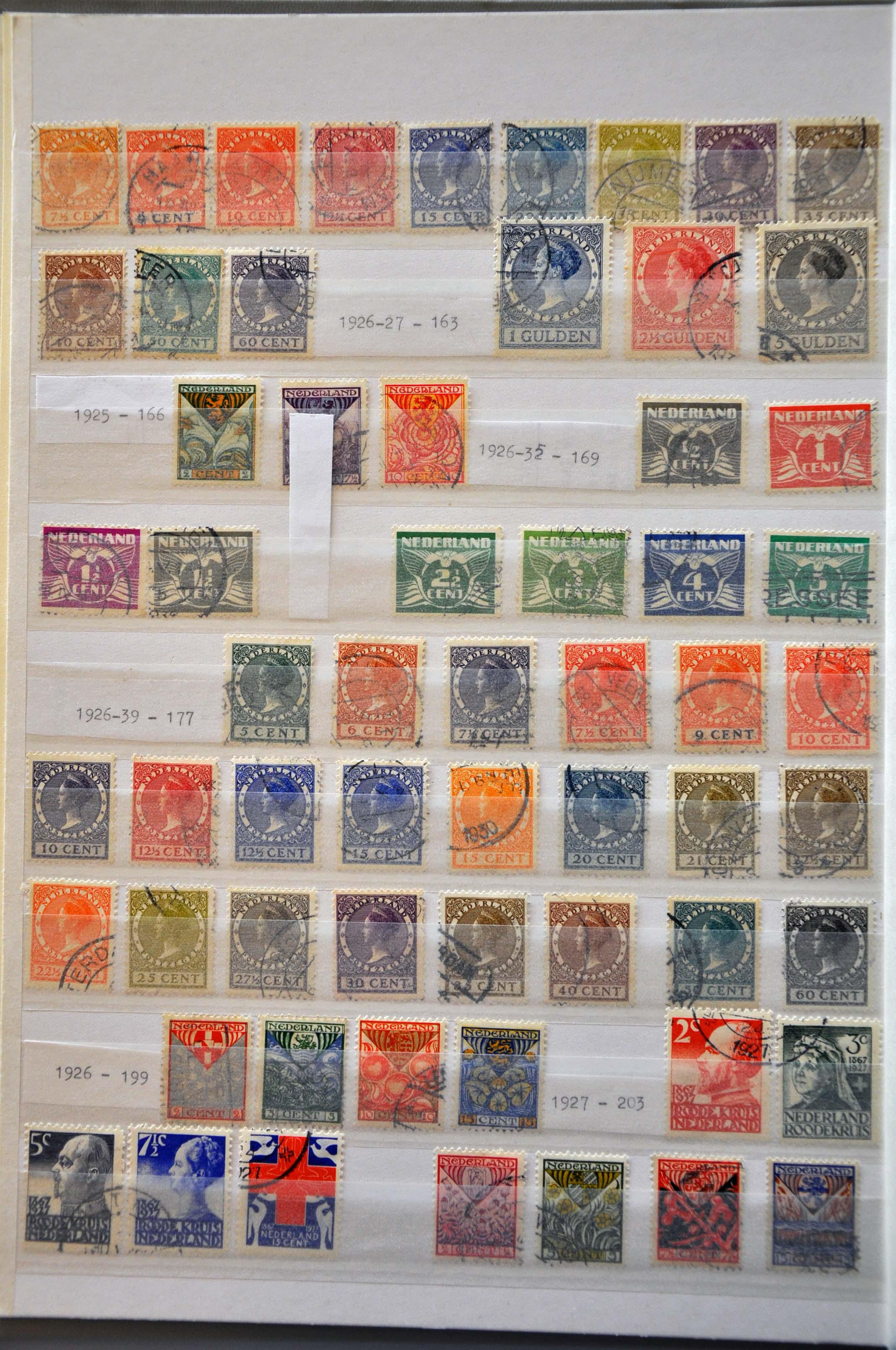 Lot 1572 - Netherlands and former colonies Netherlands -  Corinphila Veilingen Auction 237 Part 2: General sale