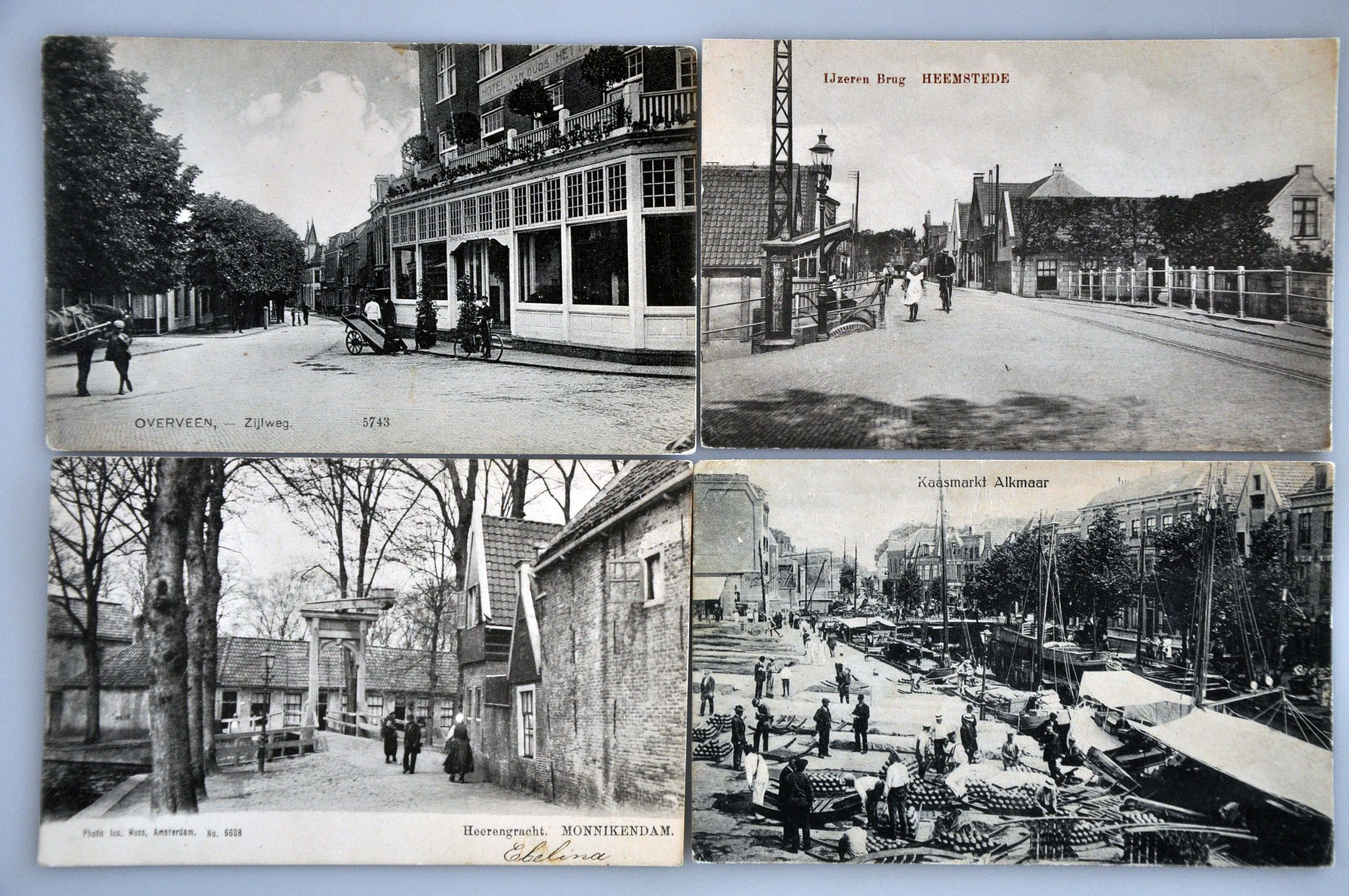 Lot 2409 - Netherlands and former colonies NL Noord-Holland -  Corinphila Veilingen Auction 237 Part 2: General sale