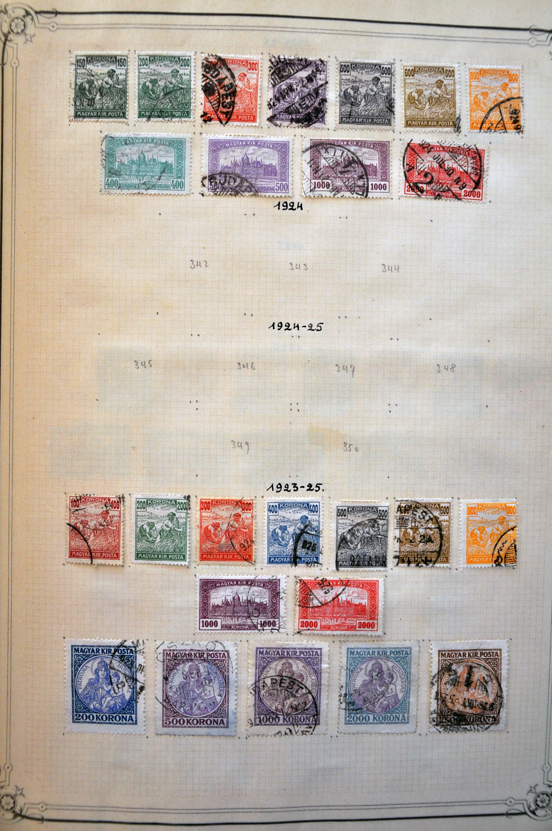 Lot 3334 - European Countries European Countries -  Corinphila Veilingen Auction 237 Part 2: General sale