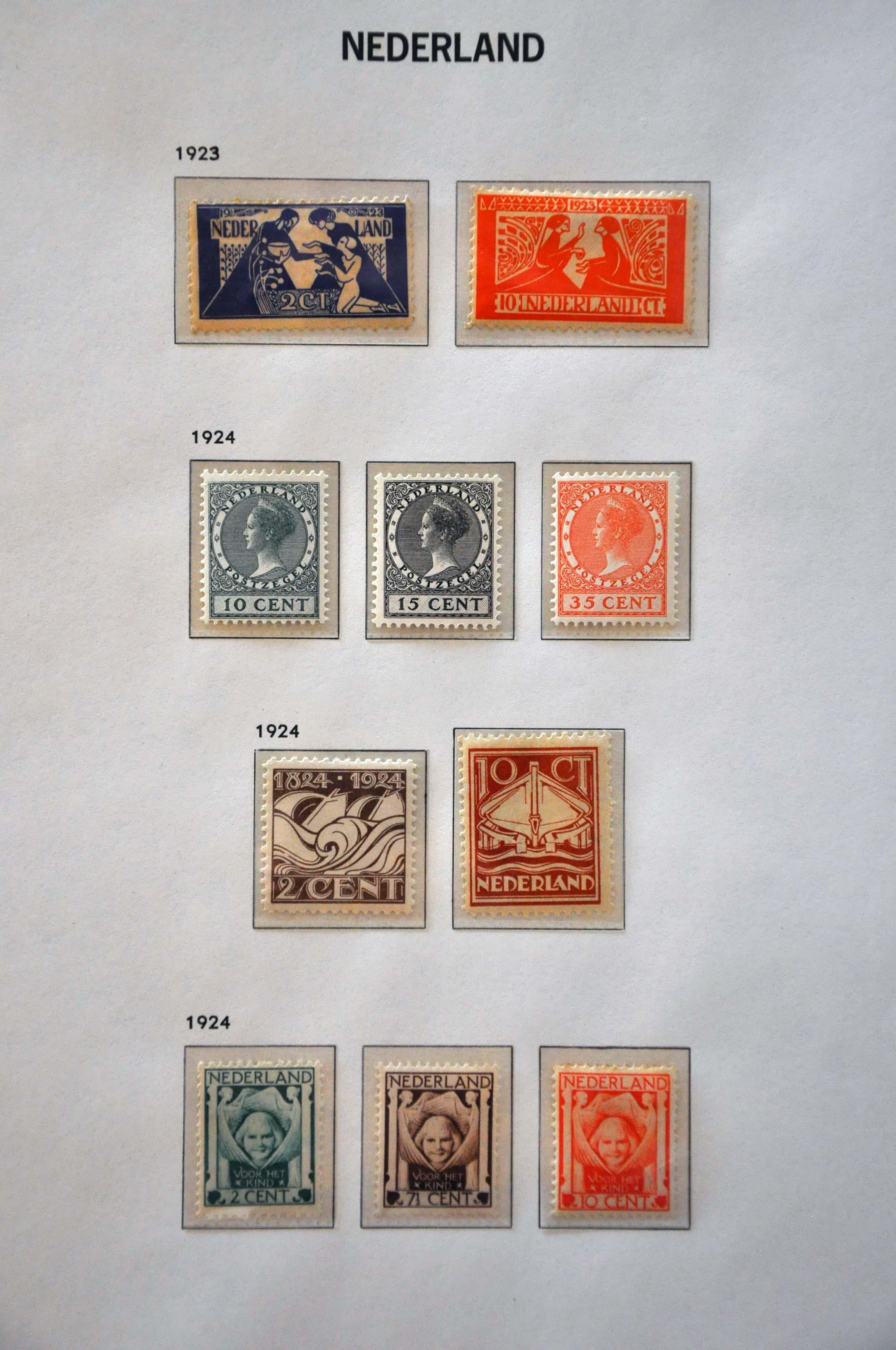 Lot 1456 - Netherlands and former colonies Netherlands -  Corinphila Veilingen Auction 239: General sale