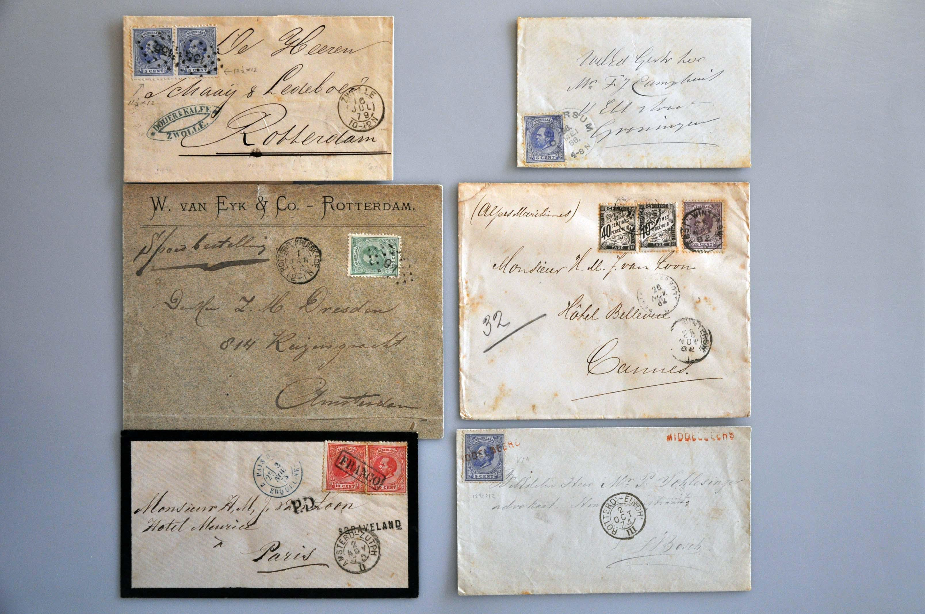 Lot 1455 - Netherlands and former colonies Netherlands -  Corinphila Veilingen Auction 239: General sale