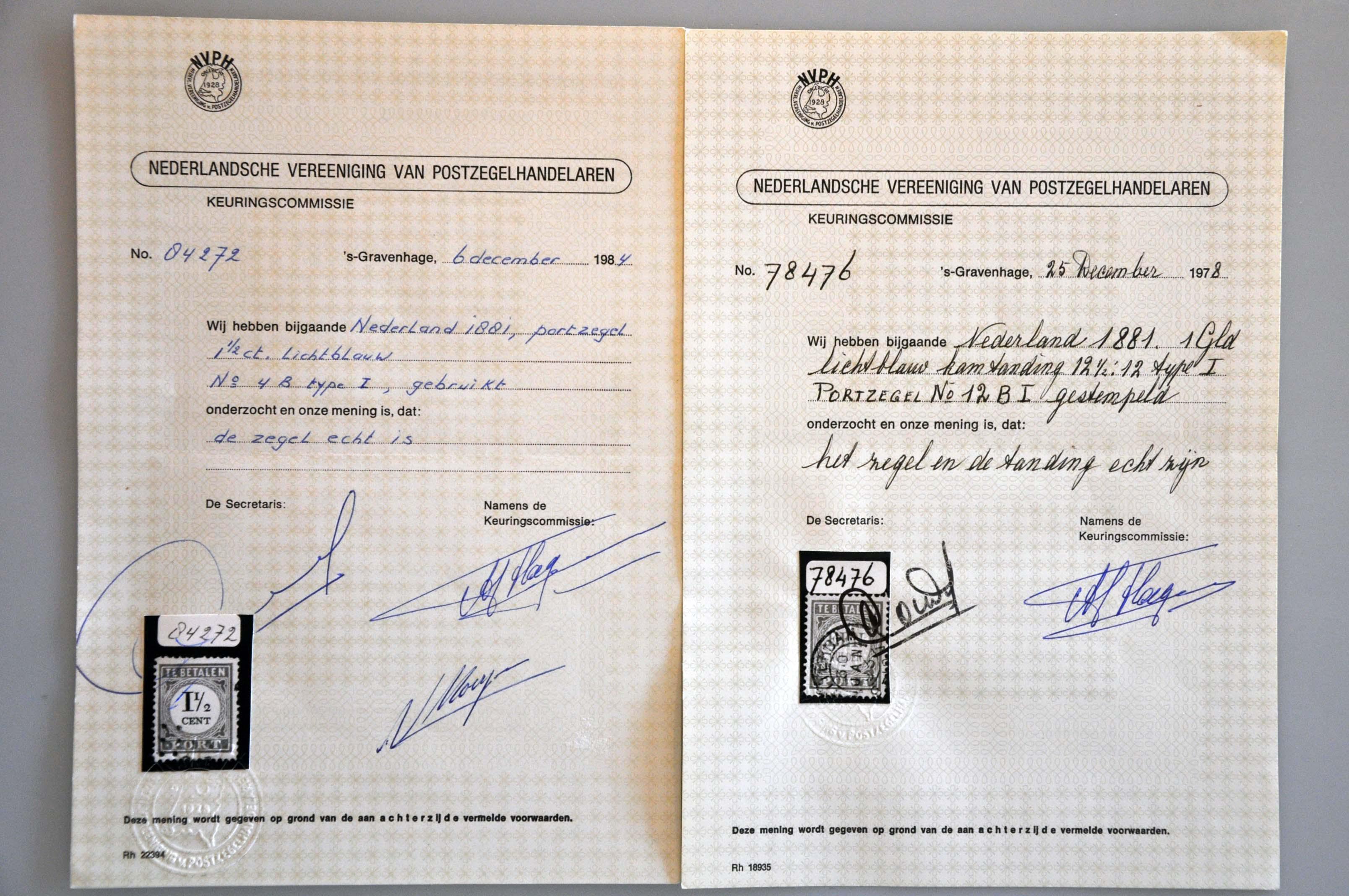 Lot 1961 - Netherlands and former colonies Netherlands -  Corinphila Veilingen Auction 239: General sale