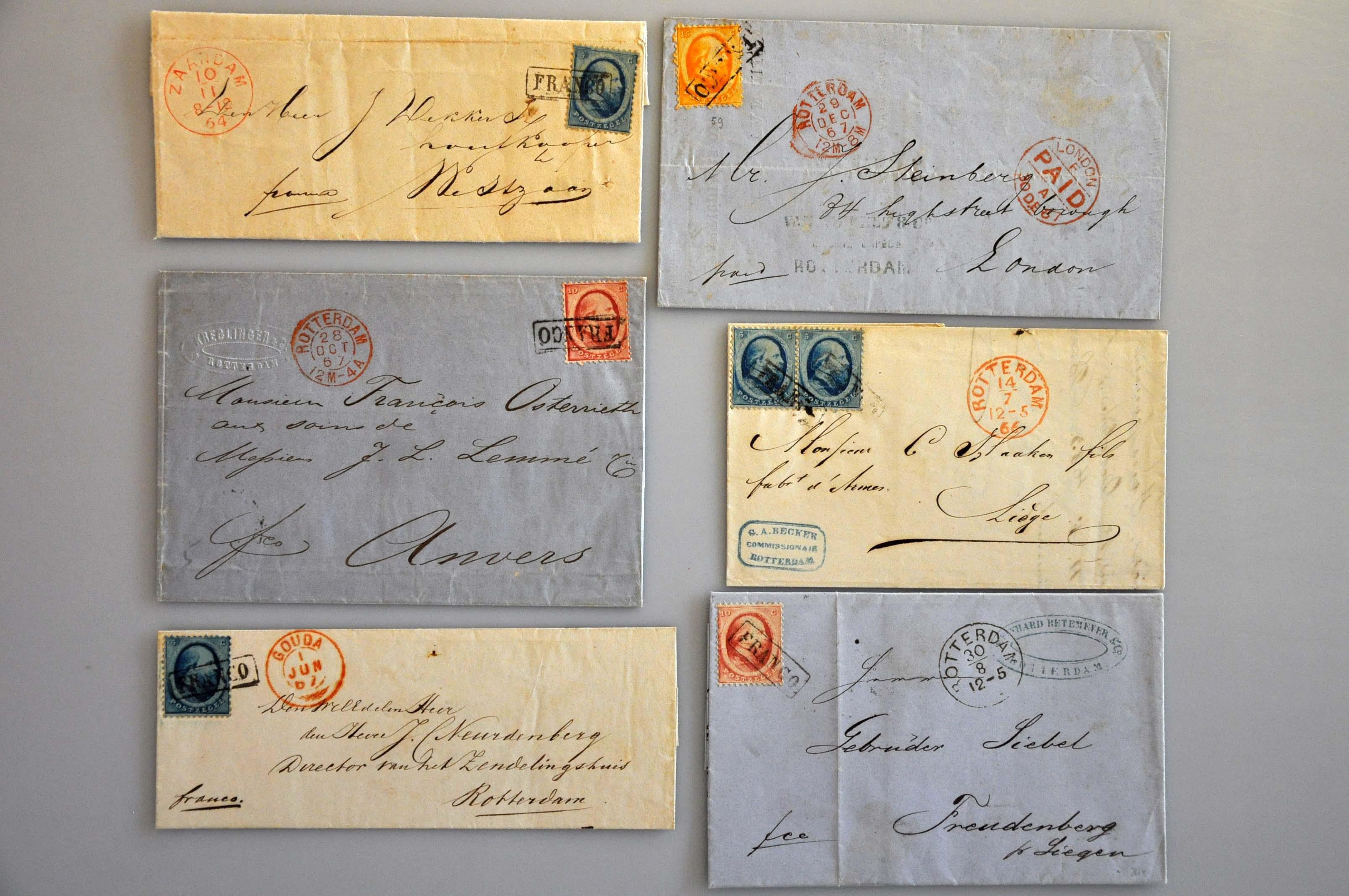 Lot 1474 - Netherlands and former colonies Netherlands -  Corinphila Veilingen Auction 239: General sale