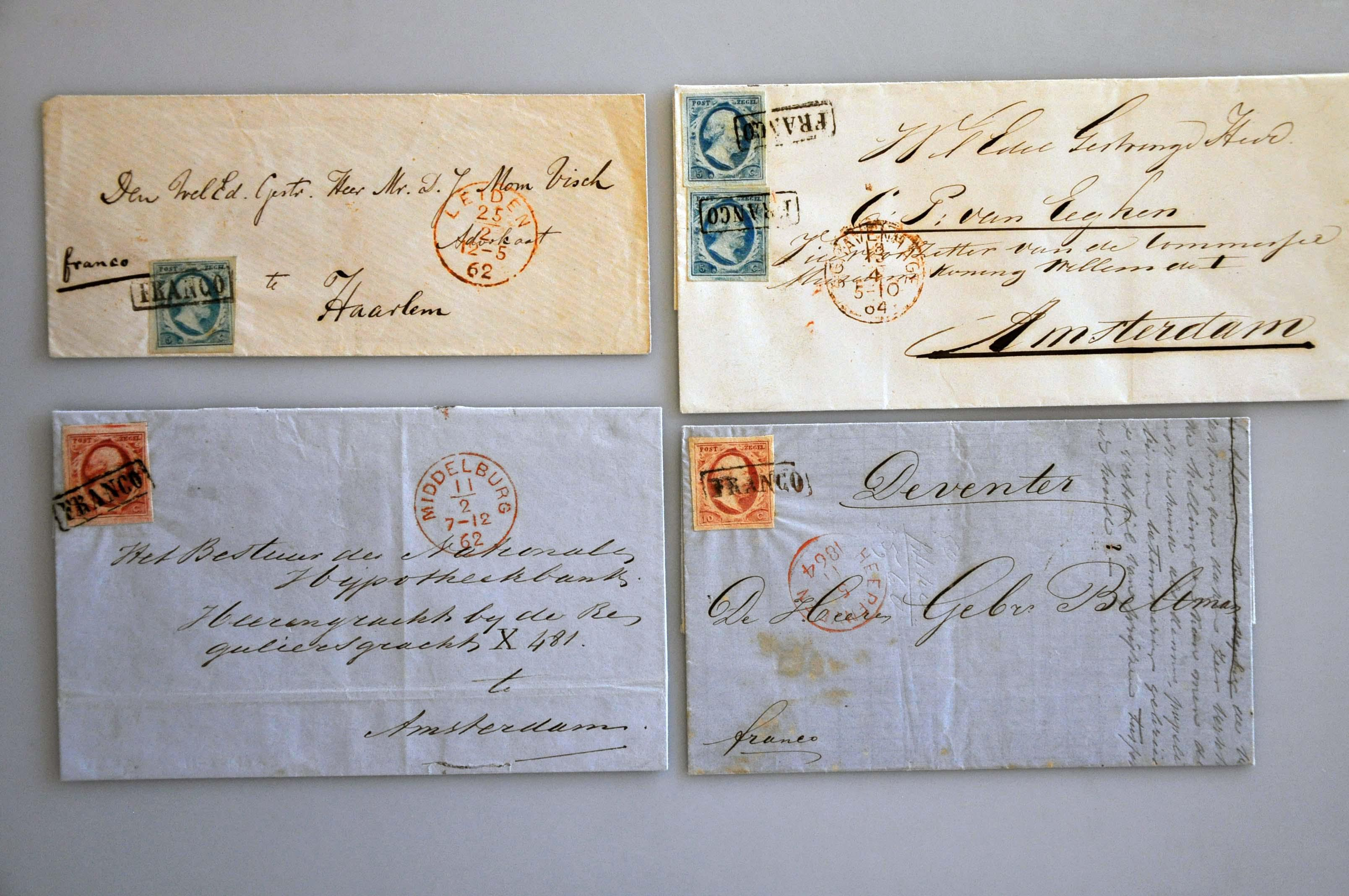 Lot 1453 - Netherlands and former colonies Netherlands -  Corinphila Veilingen Auction 239: General sale