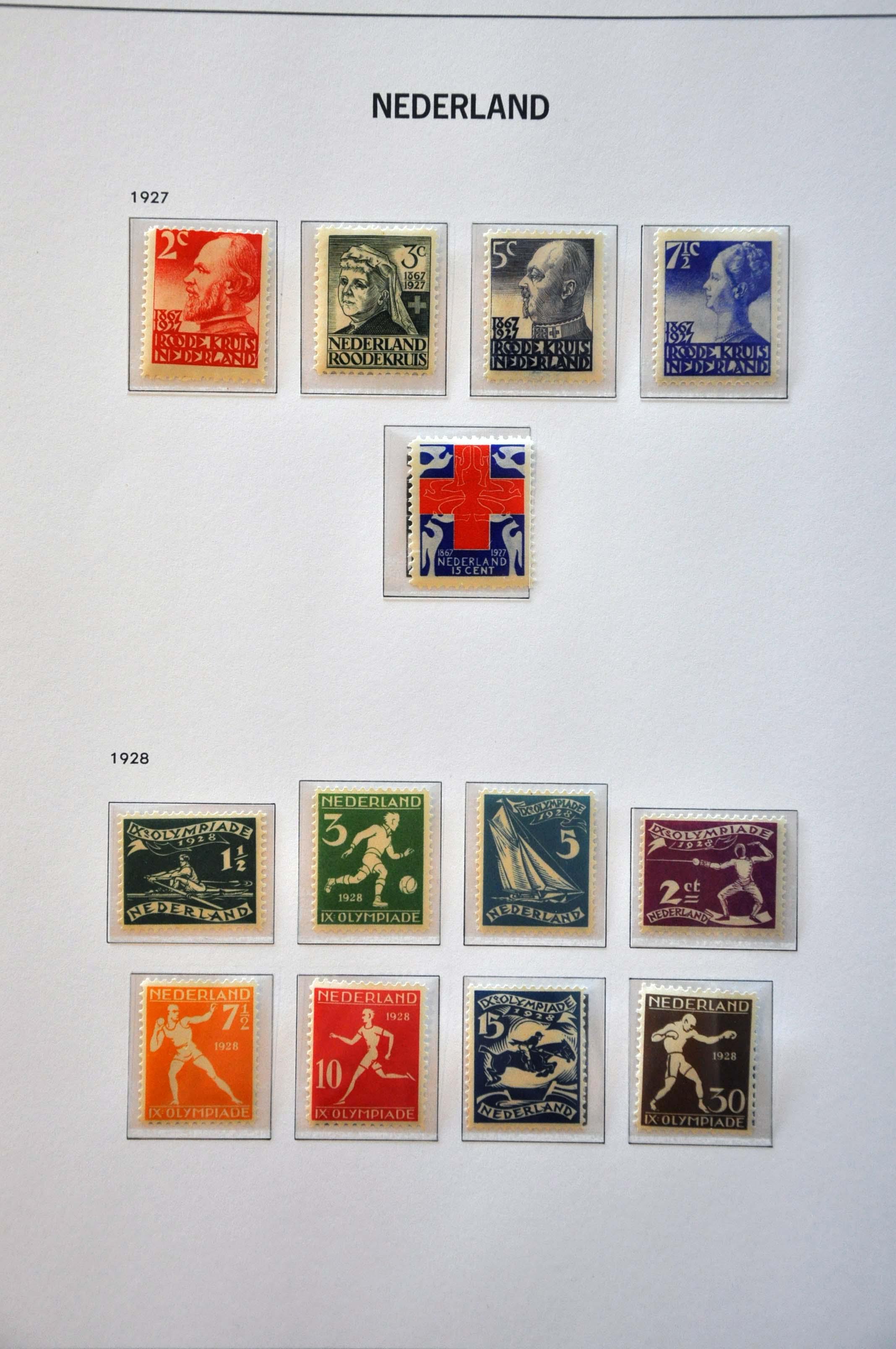 Lot 1499 - Netherlands and former colonies Netherlands -  Corinphila Veilingen Auction 239: General sale