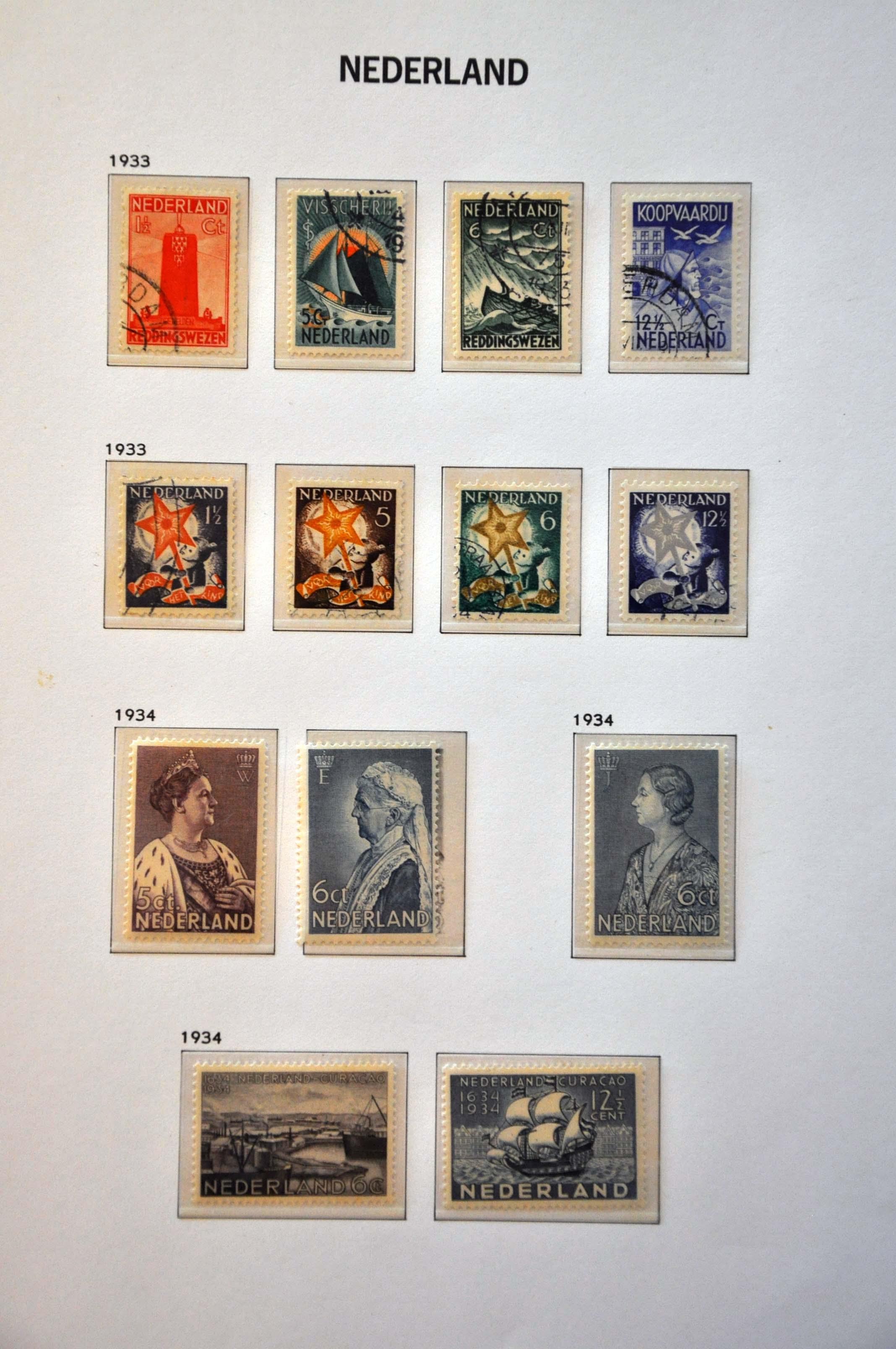 Lot 1464 - Netherlands and former colonies Netherlands -  Corinphila Veilingen Auction 239: General sale