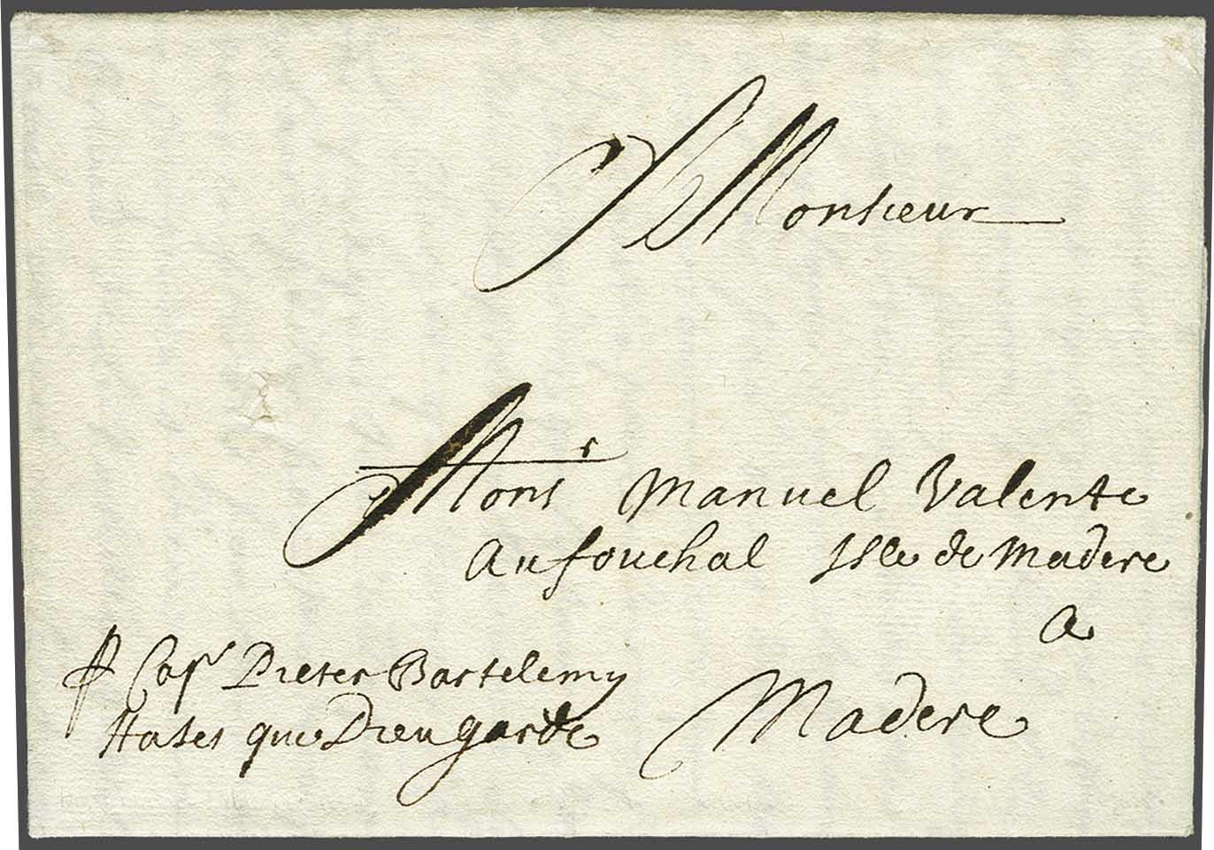 Lot 19 - Netherlands and former colonies Netherlands -  Corinphila Veilingen Auction 240: Pre-philately Netherlands and former colonies