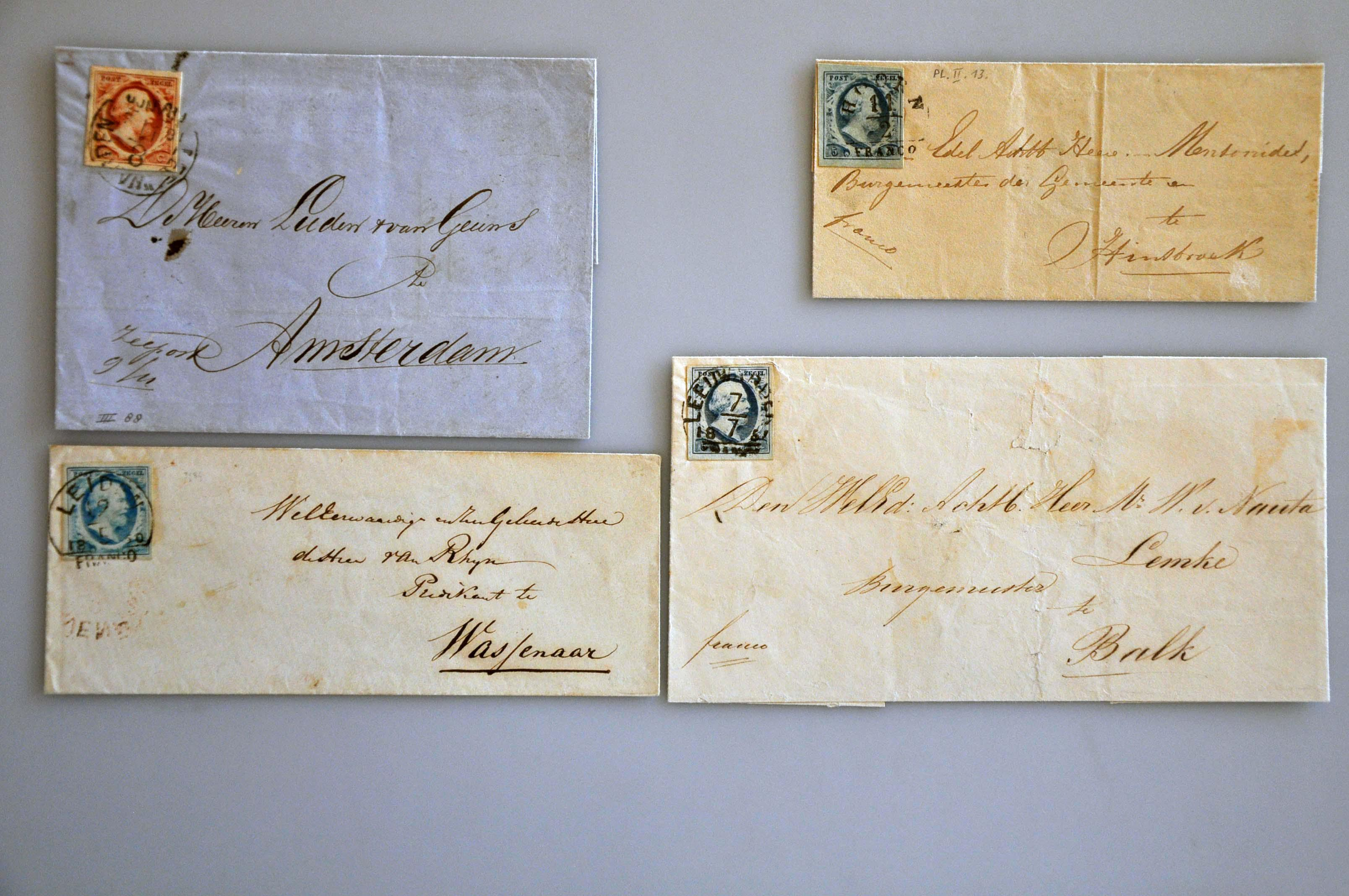 Lot 1451 - Netherlands and former colonies Netherlands -  Corinphila Veilingen Auction 239: General sale