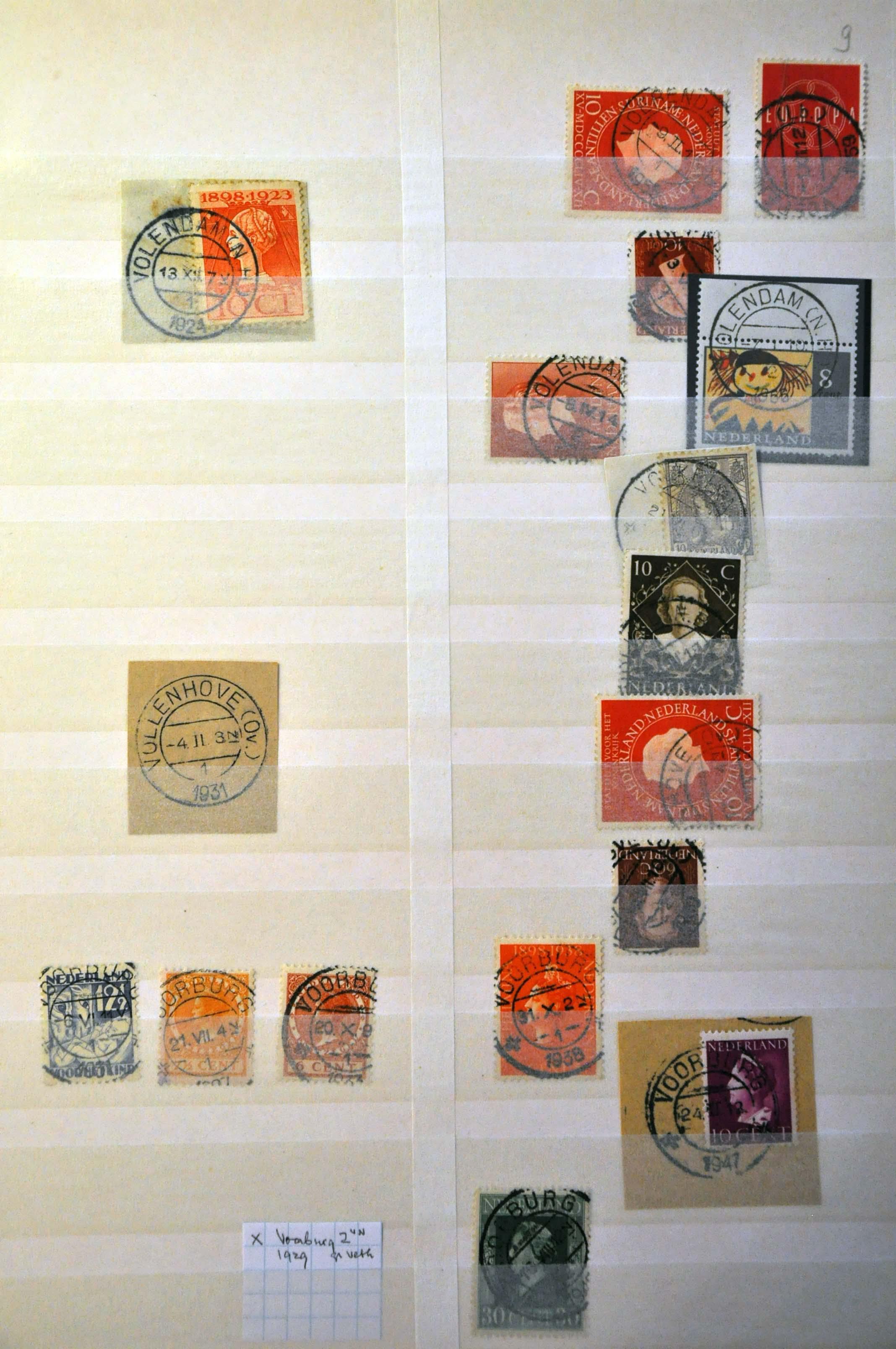 Lot 1482 - Netherlands and former colonies Netherlands -  Corinphila Veilingen Auction 239: General sale