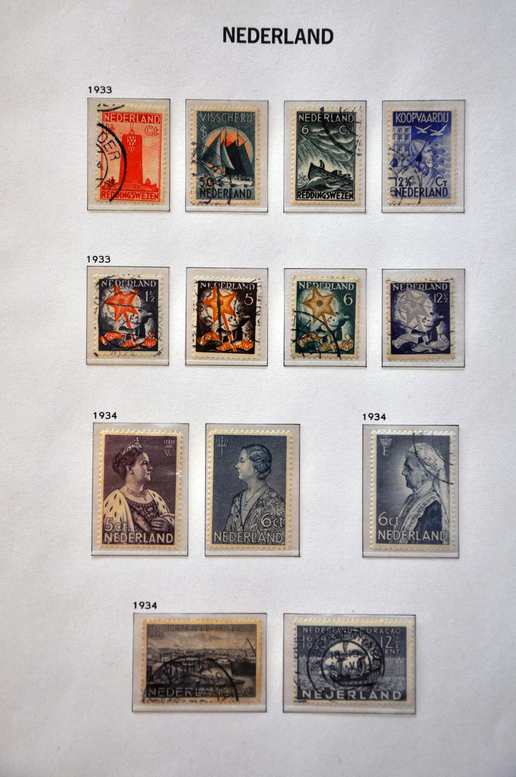 Lot 1494 - Netherlands and former colonies Netherlands -  Corinphila Veilingen Auction 239: General sale