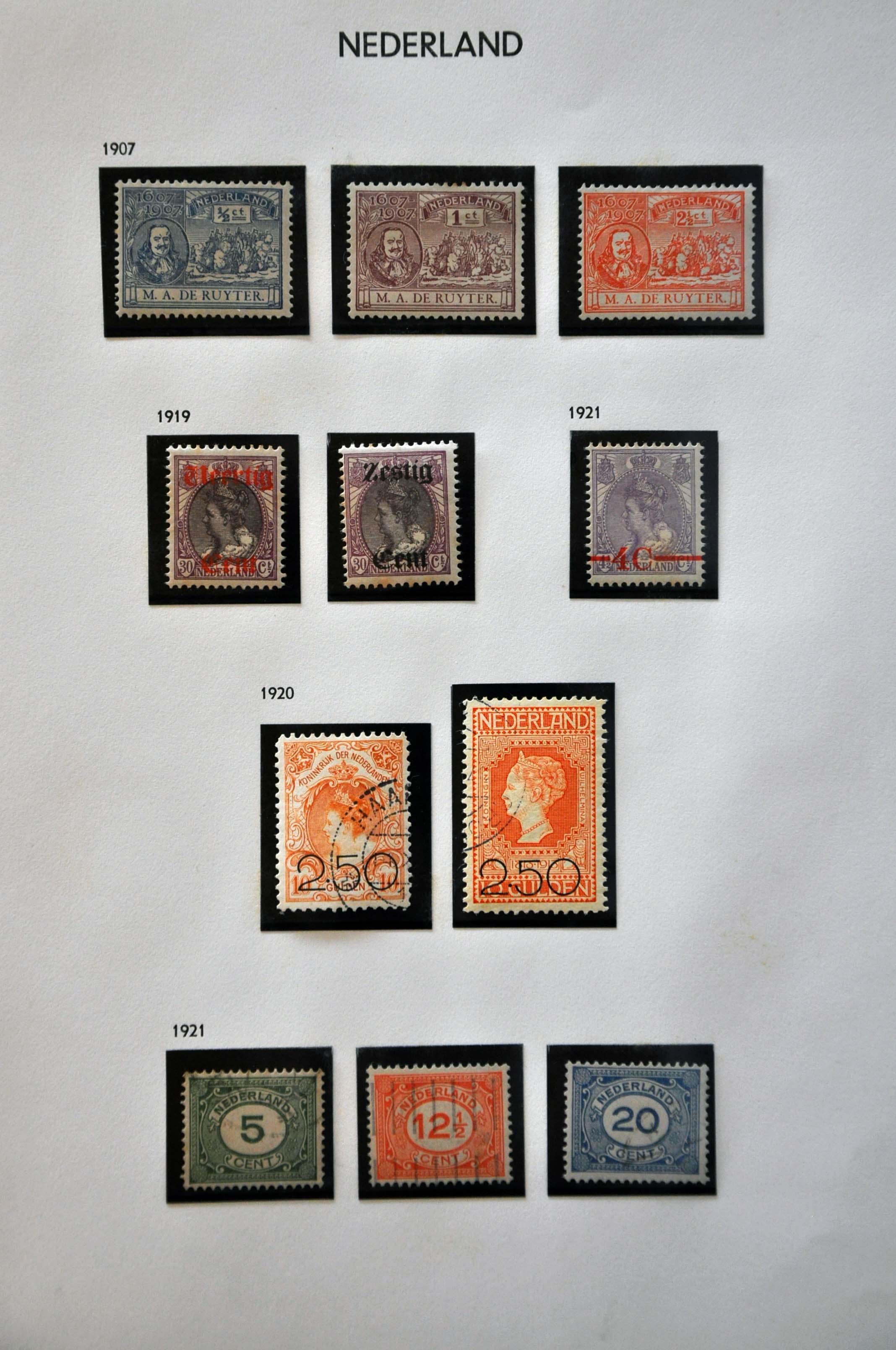 Lot 1495 - Netherlands and former colonies Netherlands -  Corinphila Veilingen Auction 239: General sale