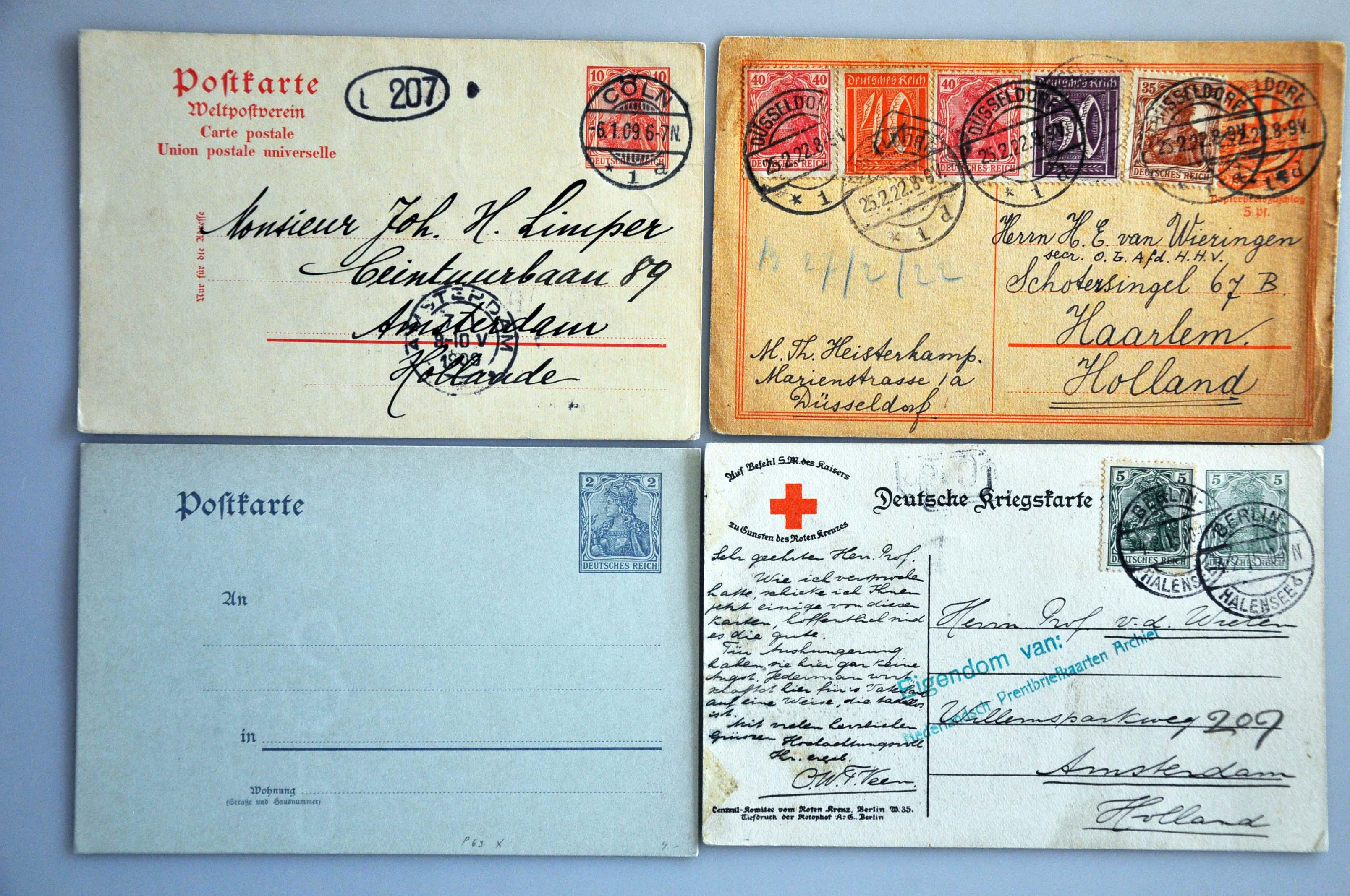 Lot 3338 - Germany and former colonies German Empire -  Corinphila Veilingen Auction 242: General sale
