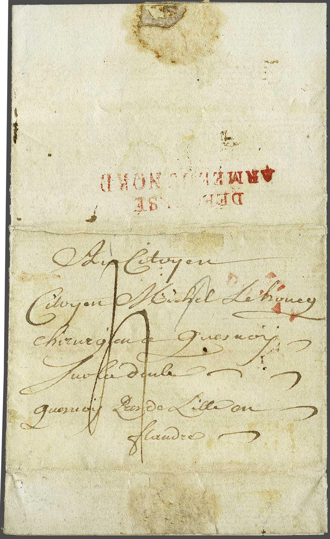 Lot 3038 - Netherlands and former colonies Netherlands -  Corinphila Veilingen Auction 244 -Netherlands and former colonies, WW2 Postal History, Bosnia, German and British colonies, Egypt. - Day 3