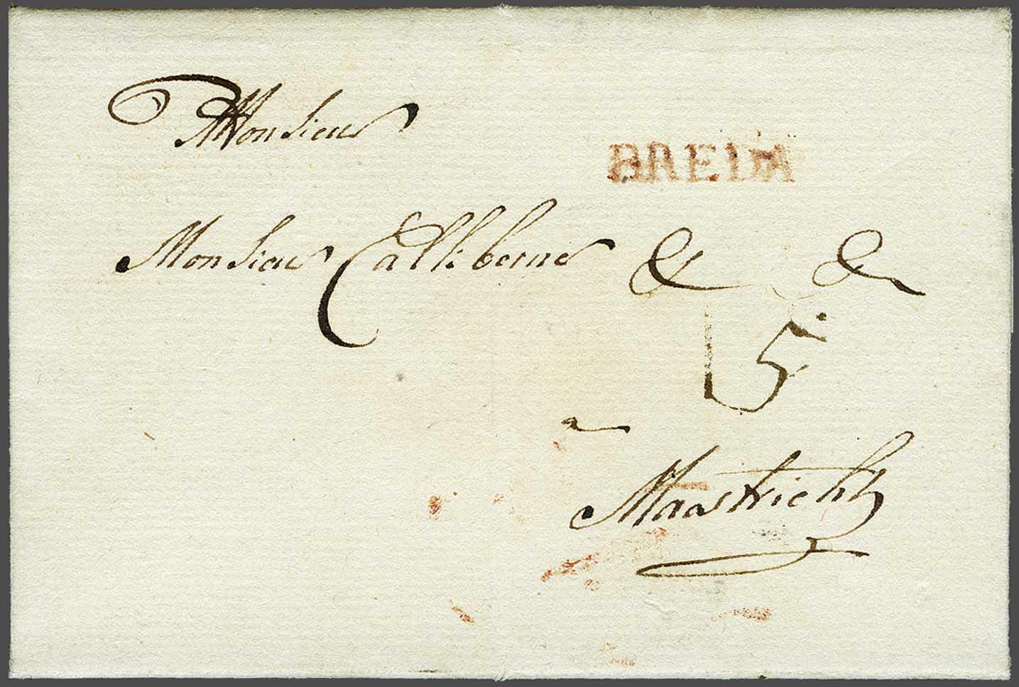 Lot 3020 - Netherlands and former colonies Netherlands -  Corinphila Veilingen Auction 244 -Netherlands and former colonies, WW2 Postal History, Bosnia, German and British colonies, Egypt. - Day 3