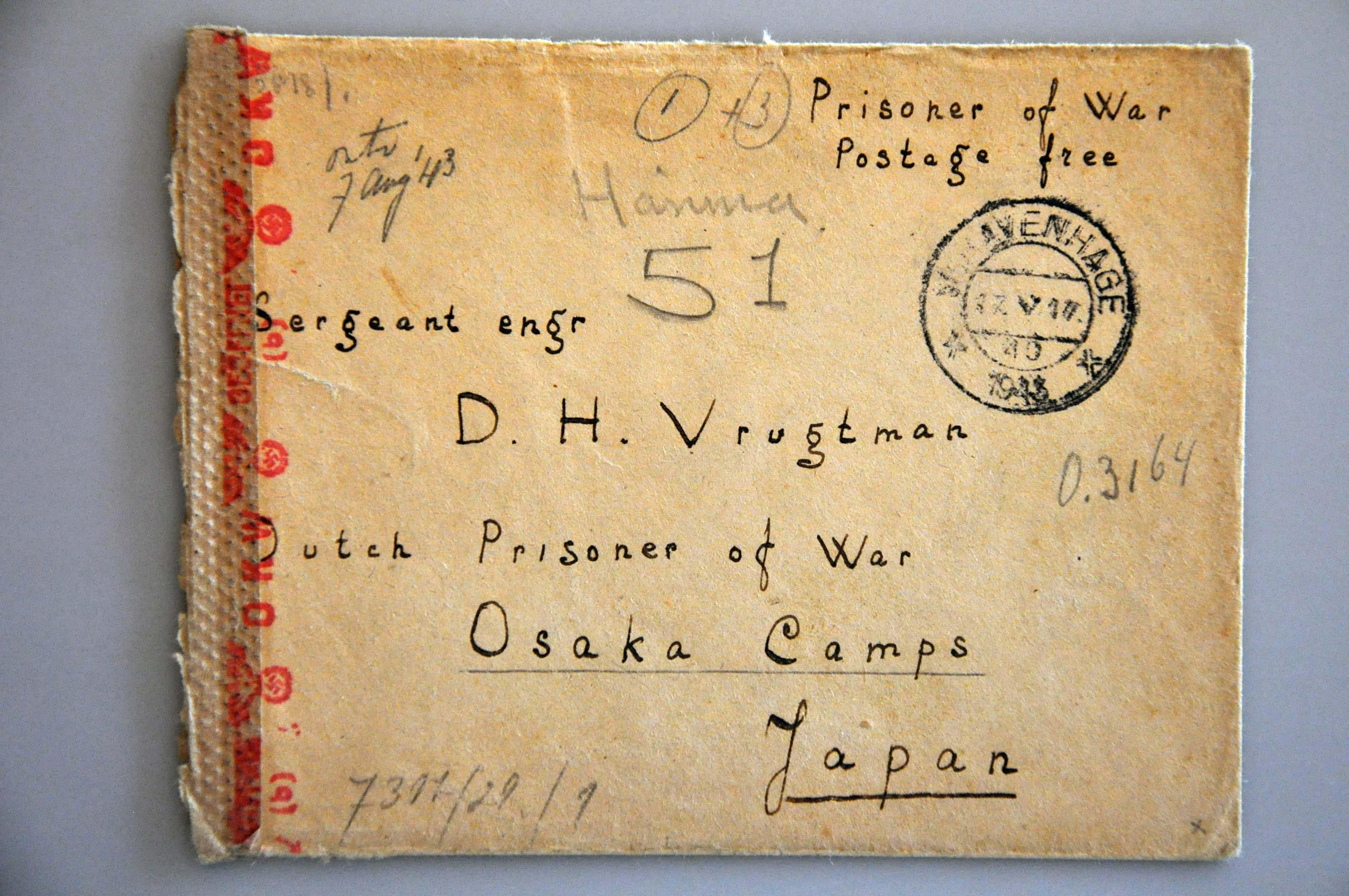 Lot 2804 - Netherlands and former colonies Netherlands -  Corinphila Veilingen Auction 244 -Netherlands and former colonies, WW2 Postal History, Bosnia, German and British colonies, Egypt. - Day 3