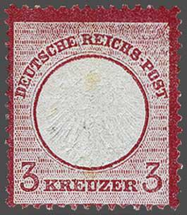 Lot 121 - Germany and former colonies German Empire -  Corinphila Veilingen Auction 244 -Netherlands and former colonies, WW2 Postal History, Bosnia, German and British colonies, Egypt. - Day 1