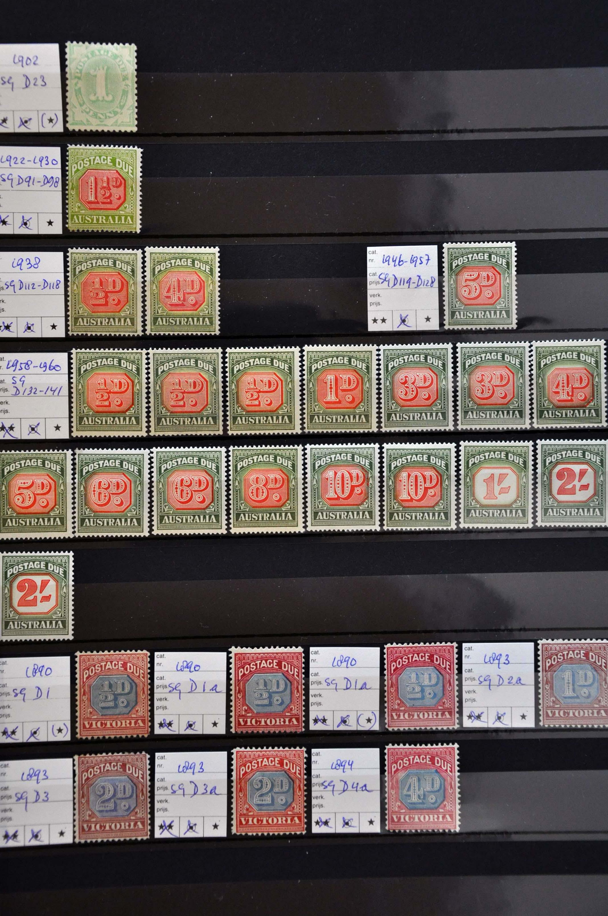 Lot 1080 - various countries world collections -  Corinphila Veilingen Auction 244 -Netherlands and former colonies, WW2 Postal History, Bosnia, German and British colonies, Egypt. - Day 1