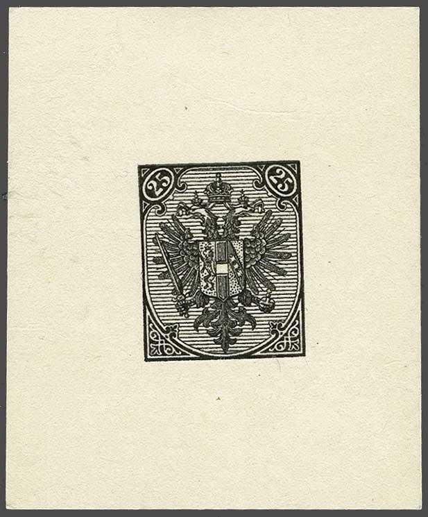 Lot 9 - Austria and former territories Bosnia and Herzegowina (Austrian) -  Corinphila Veilingen Auction 244 -Netherlands and former colonies, WW2 Postal History, Bosnia, German and British colonies, Egypt. - Day 1