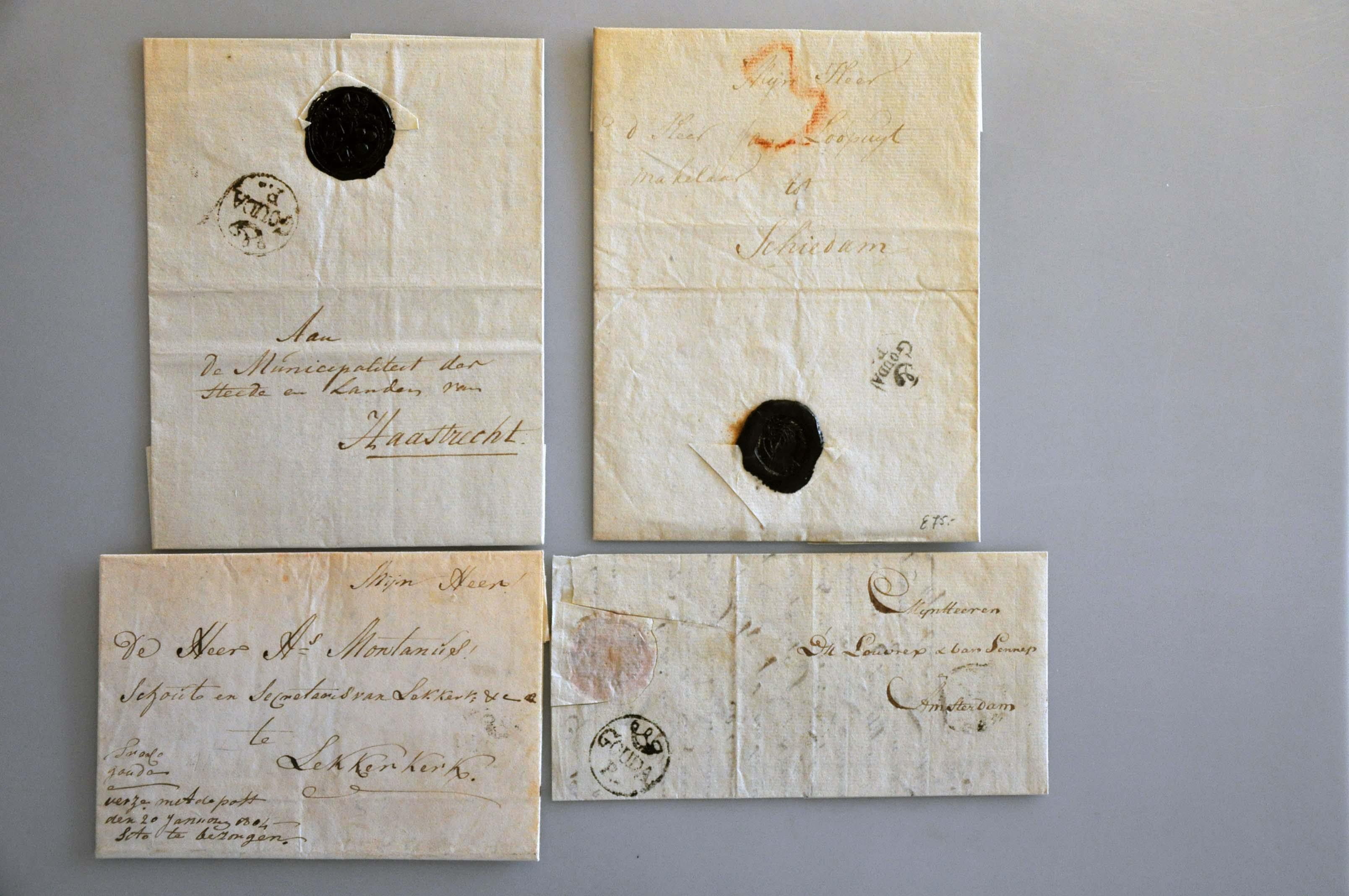 Lot 1879 - Netherlands and former colonies Netherlands -  Corinphila Veilingen Auction 244 -Netherlands and former colonies, WW2 Postal History, Bosnia, German and British colonies, Egypt. - Day 2