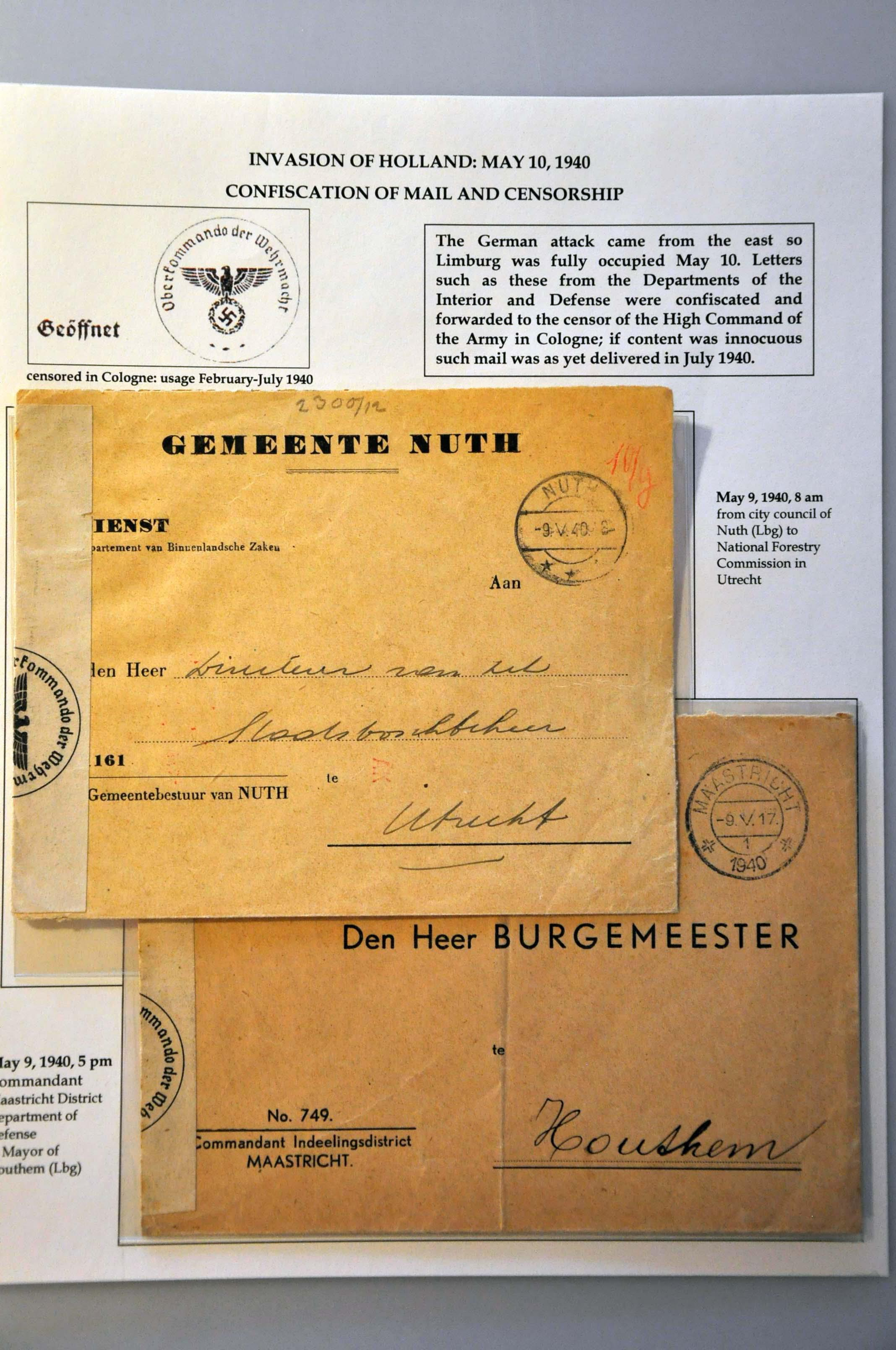 Lot 2807 - Netherlands and former colonies Netherlands -  Corinphila Veilingen Auction 244 -Netherlands and former colonies, WW2 Postal History, Bosnia, German and British colonies, Egypt. - Day 3