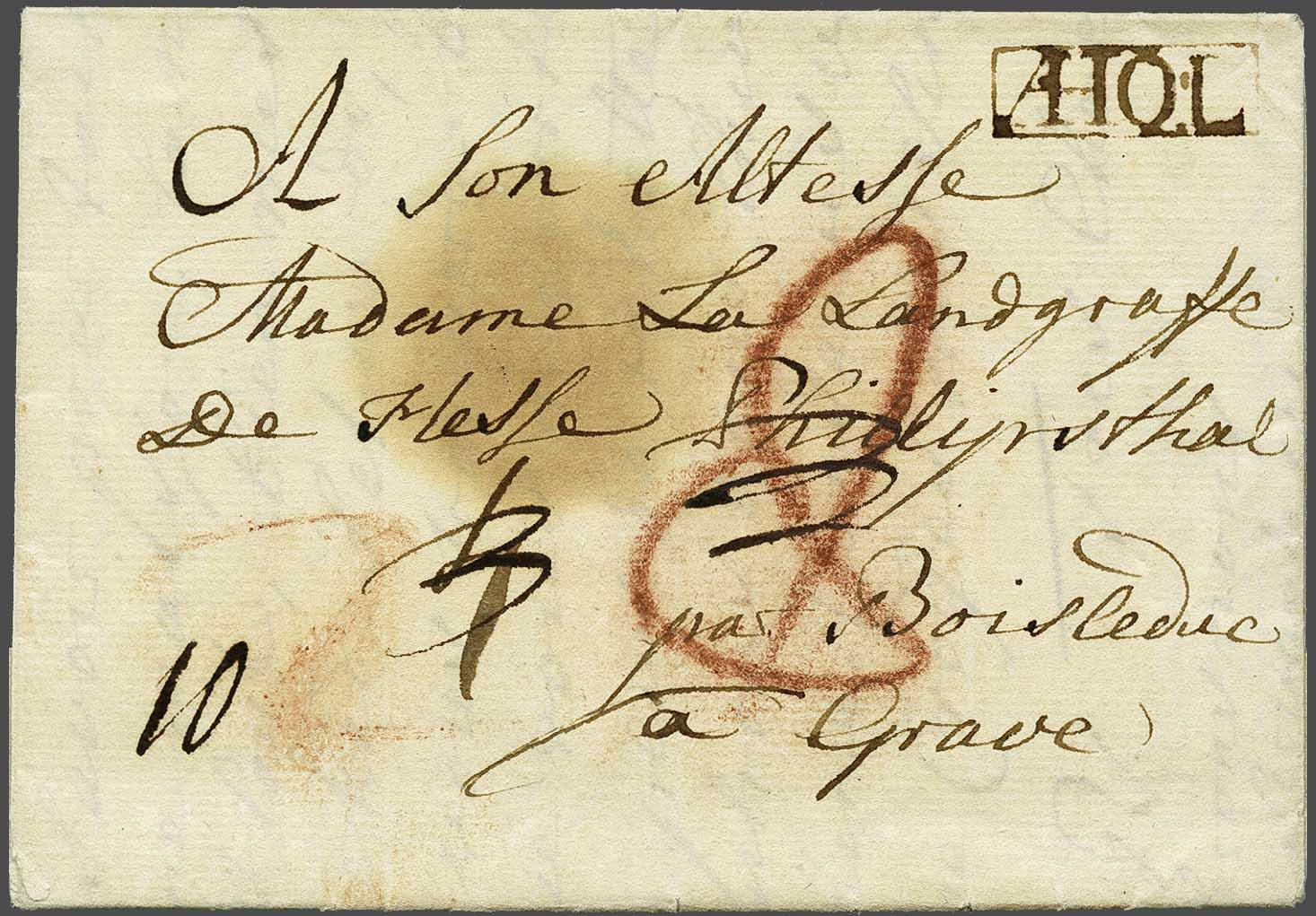 Lot 3036 - Netherlands and former colonies Netherlands -  Corinphila Veilingen Auction 244 -Netherlands and former colonies, WW2 Postal History, Bosnia, German and British colonies, Egypt. - Day 3