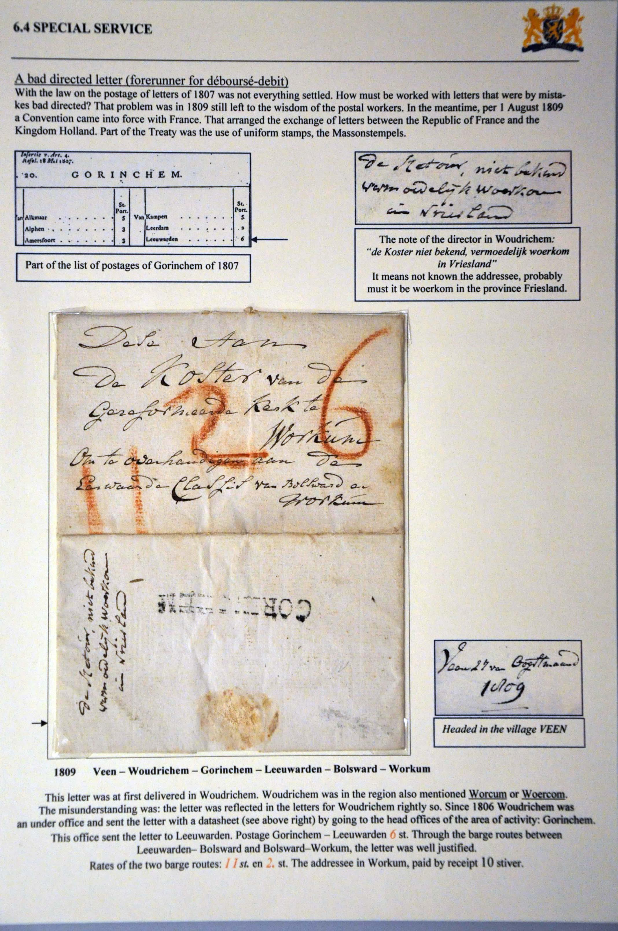 Lot 2233 - Netherlands and former colonies Netherlands -  Corinphila Veilingen Auction 244 -Netherlands and former colonies, WW2 Postal History, Bosnia, German and British colonies, Egypt. - Day 2