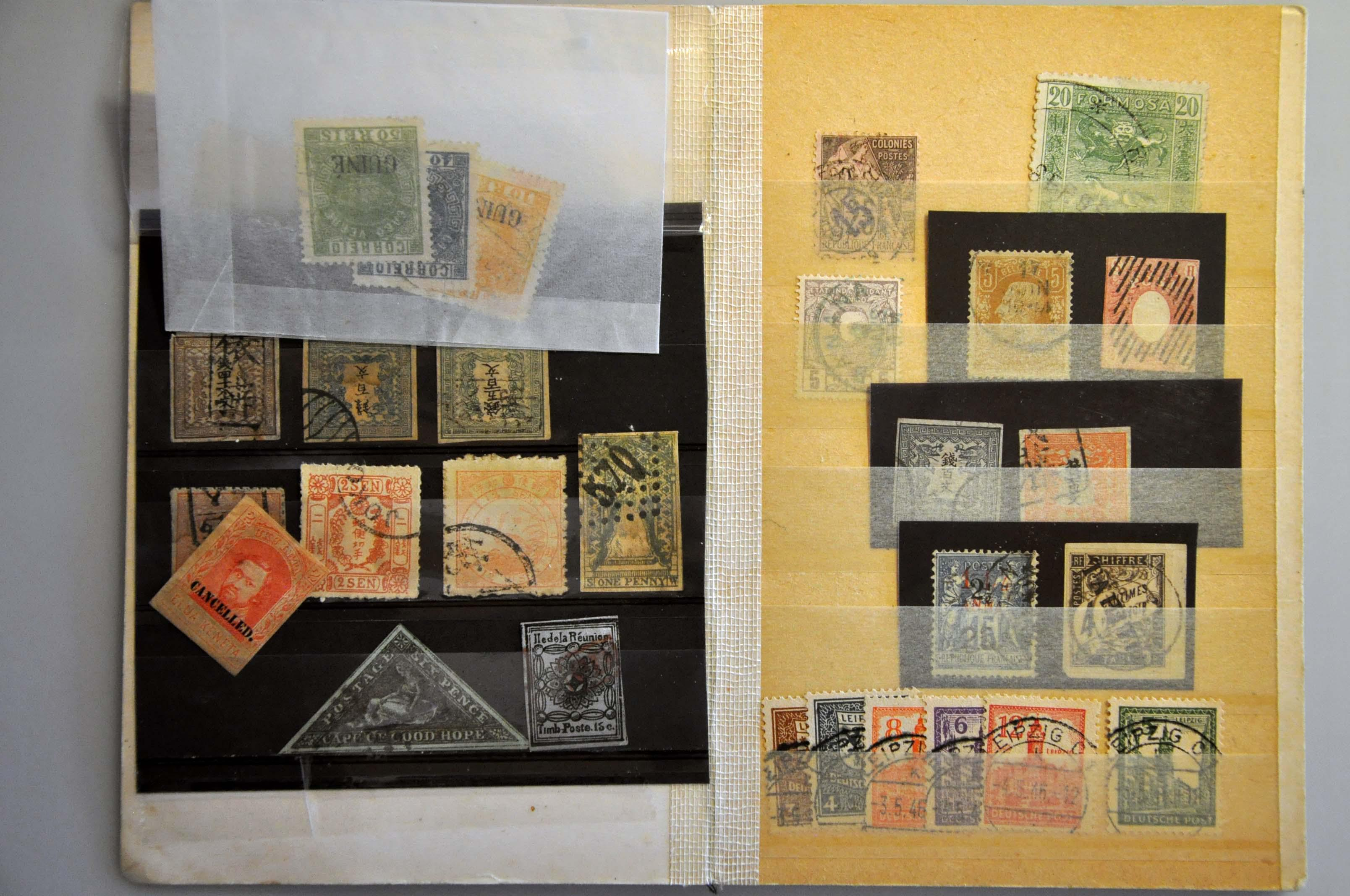 Lot 431 - various countries world collections -  Corinphila Veilingen Auction 244 -Netherlands and former colonies, WW2 Postal History, Bosnia, German and British colonies, Egypt. - Day 1