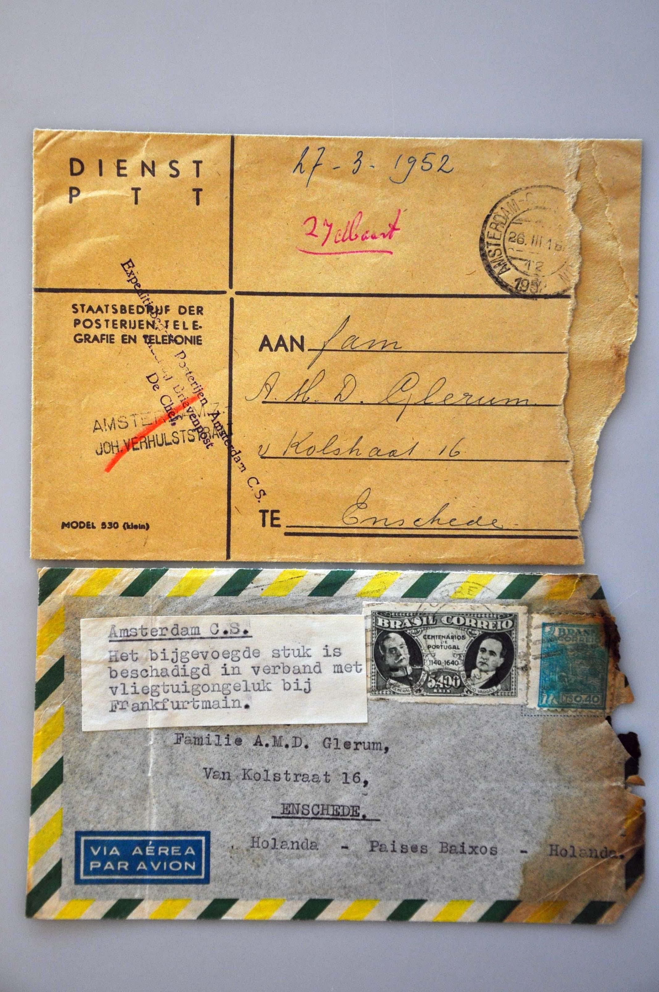 Lot 2355 - Netherlands and former colonies Netherlands -  Corinphila Veilingen Auction 244 -Netherlands and former colonies, WW2 Postal History, Bosnia, German and British colonies, Egypt. - Day 2