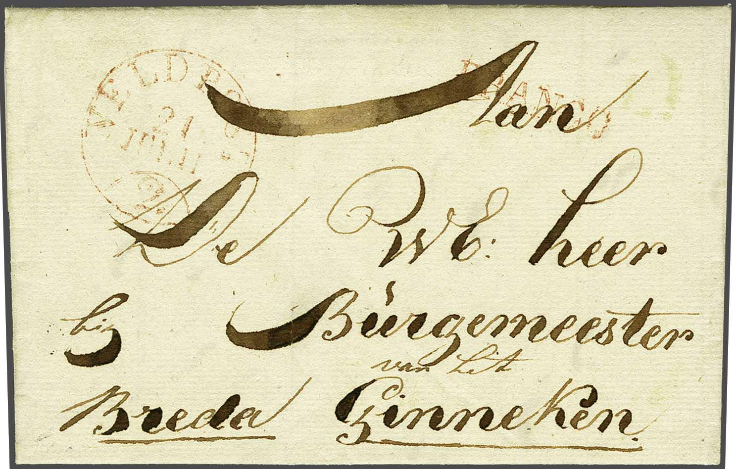 Lot 1708 - Netherlands and former colonies Netherlands -  Corinphila Veilingen Auction 245-246 Day 3 - Netherlands and former colonies - Single lots, Collections and lots, Boxes and literature