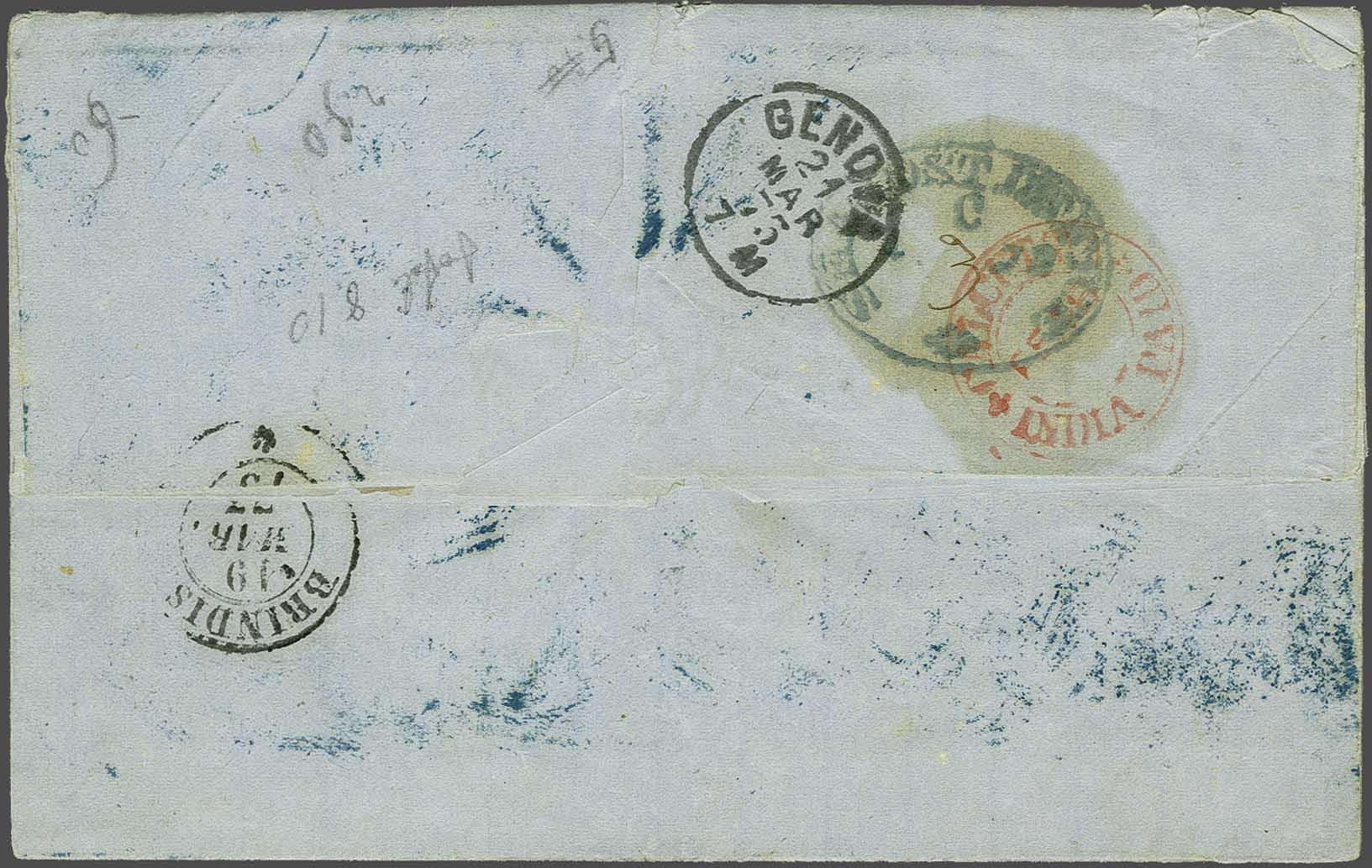 Lot 460 - Great Britain and former colonies india -  Corinphila Veilingen Auction 245-246 Day 1 - Nepal - The Dick van der Wateren Collection, Foreign countries - Single lots, Picture postcards