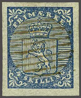 Lot 502 - scandinavia Norway -  Corinphila Veilingen Auction 245-246 Day 1 - Nepal - The Dick van der Wateren Collection, Foreign countries - Single lots, Picture postcards