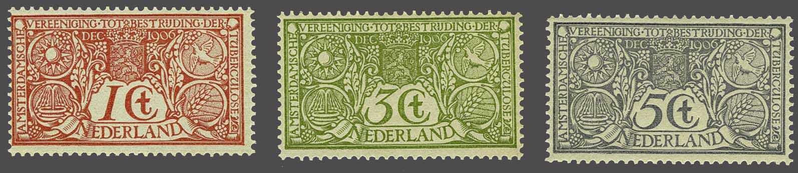 Lot 1834 - Netherlands and former colonies Netherlands -  Corinphila Veilingen Auction 245-246 Day 3 - Netherlands and former colonies - Single lots, Collections and lots, Boxes and literature