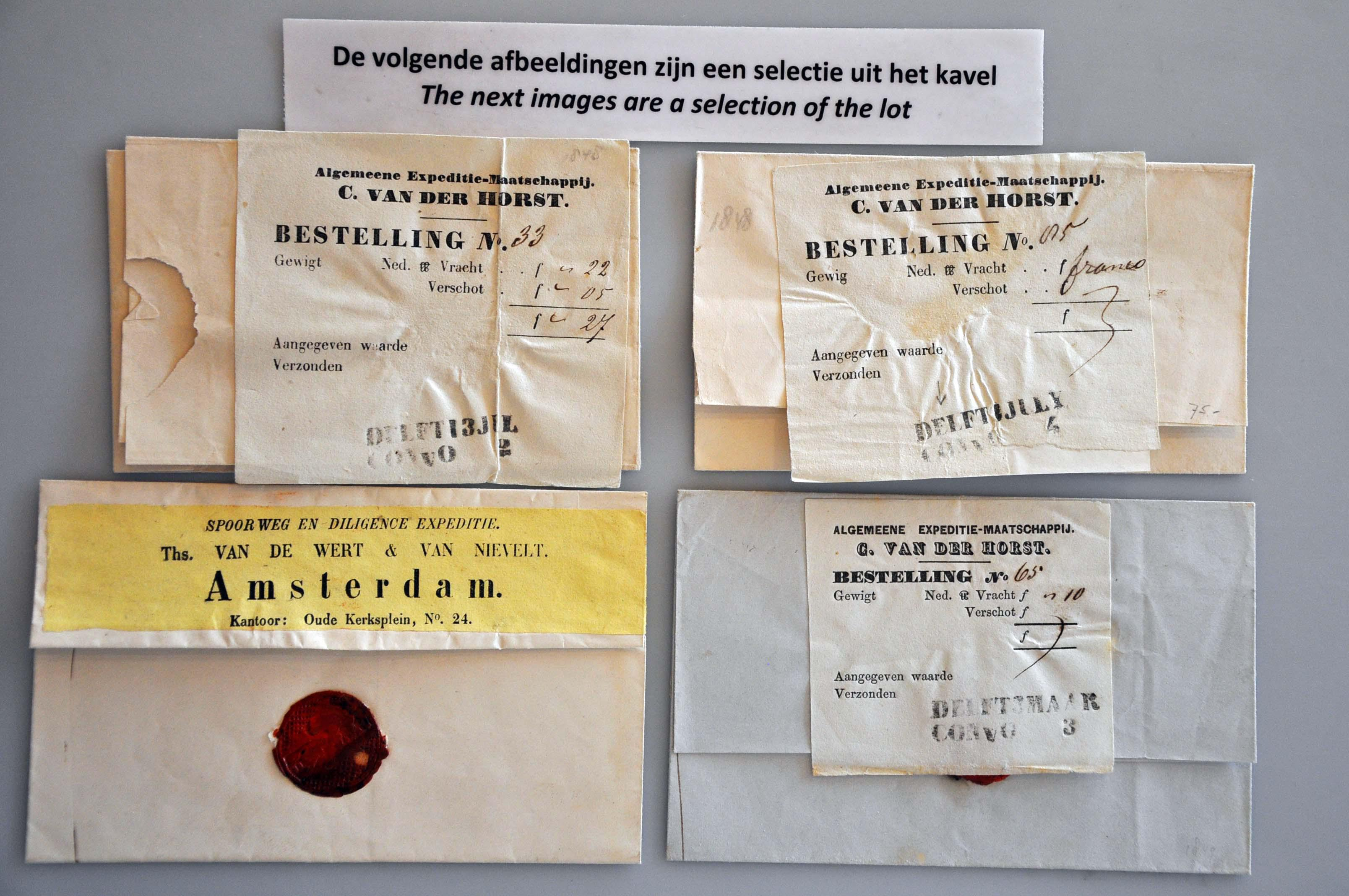 Lot 1667 - Netherlands and former colonies Netherlands -  Corinphila Veilingen Auction 250-253 - Day 2 - Coins, medals, Netherlands and former colonies